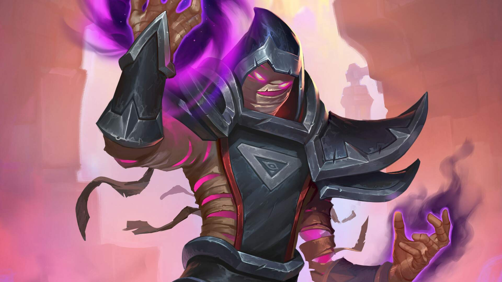 Hearthstone's Next Expansion, Rise of Shadows, Lets You Order Around Minions and Lackeys