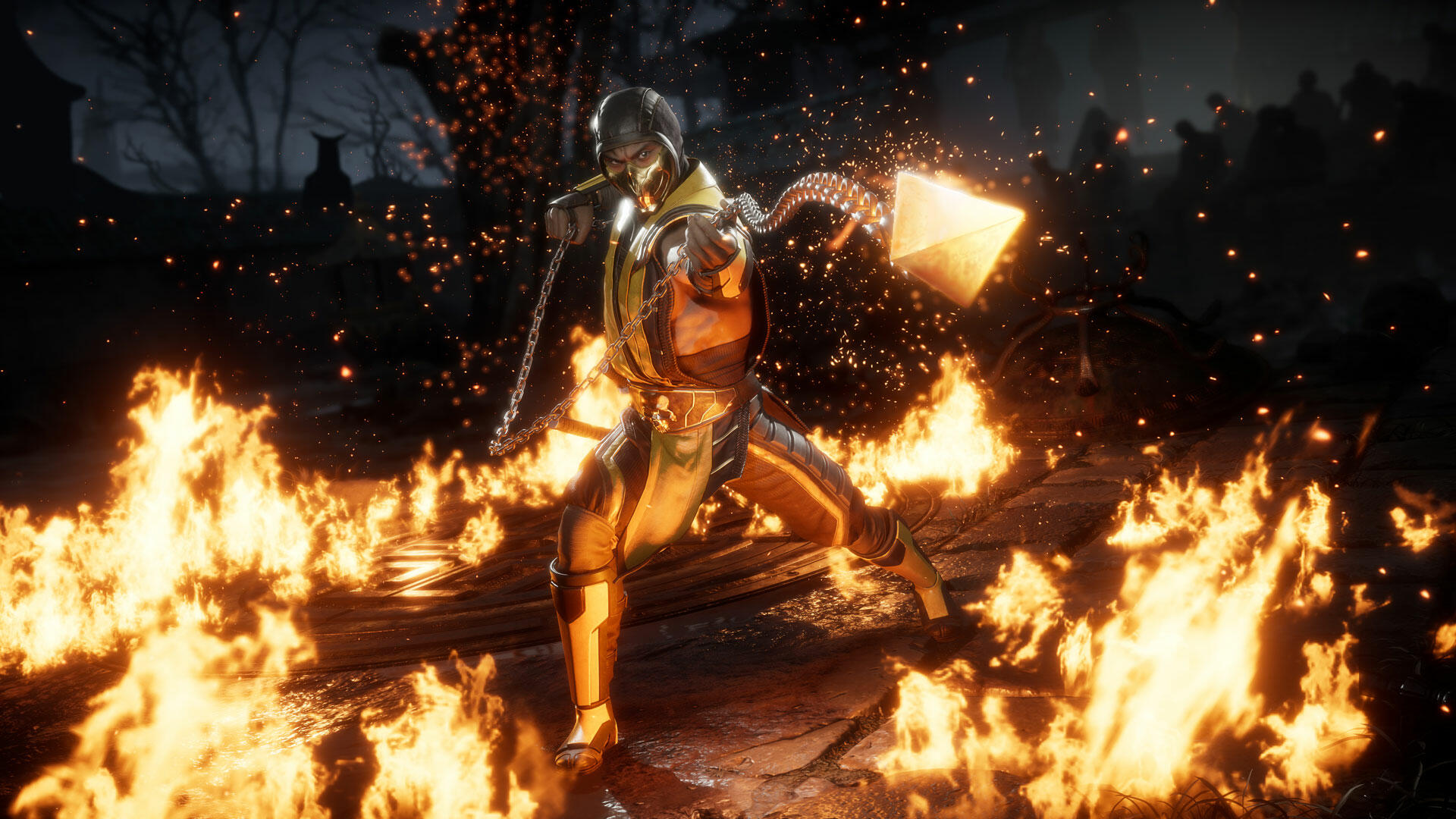 Not a Fatality: Mortal Kombat 11 Runs Shockingly Well on