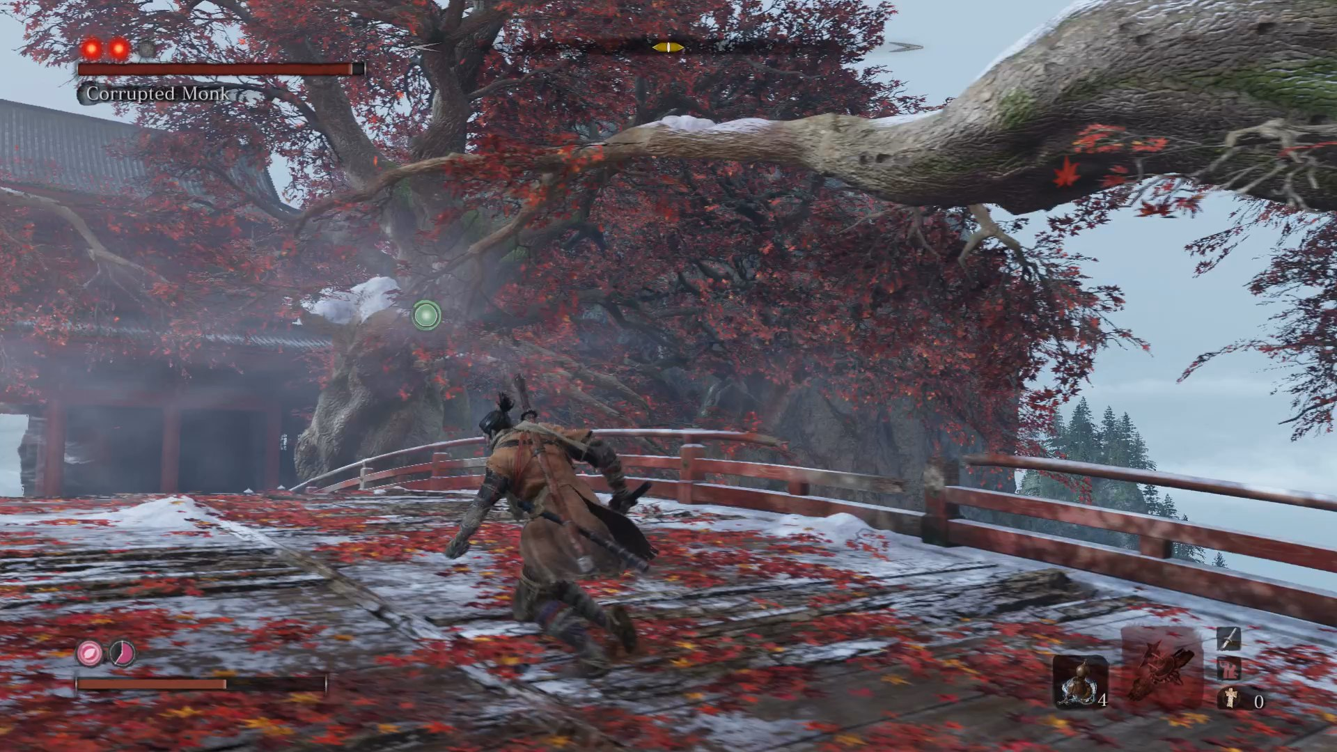 Sekiro Corrupted Monk - How to Beat the Corrupted Monk Easily | USgamer