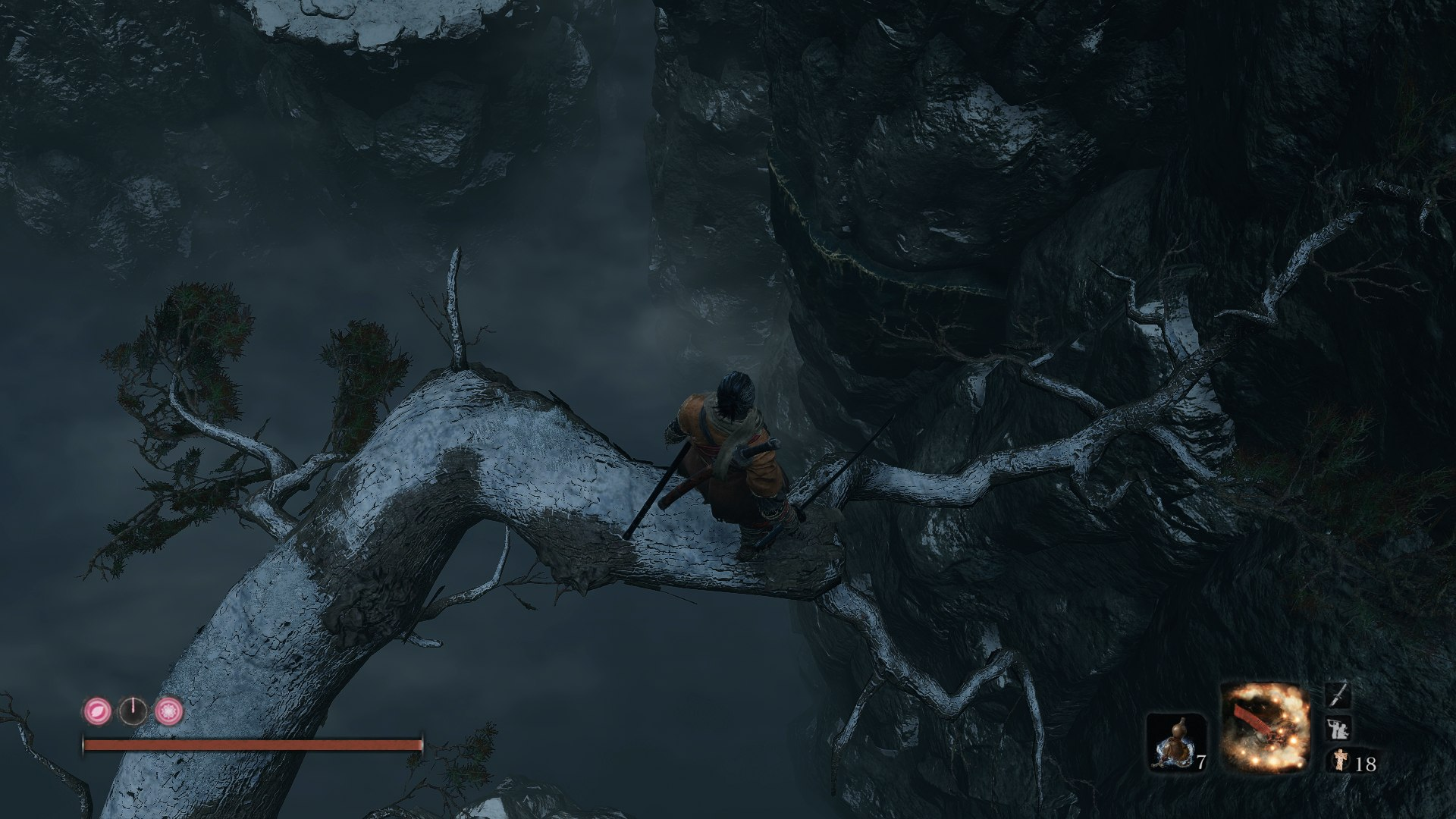 Where to Find and Beat the Headless in Sekiro: Shadows Die