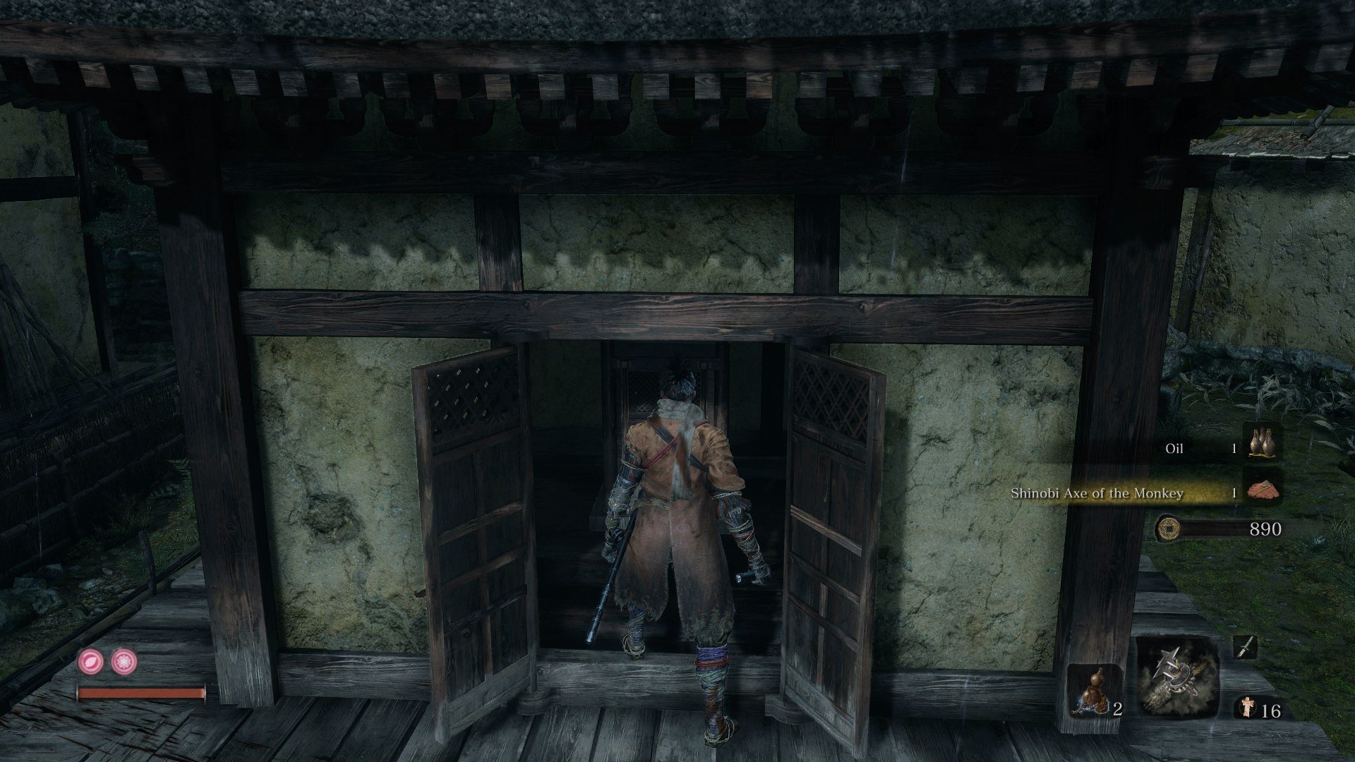 How to Unlock New Prosthetic Tools in Sekiro: Shadows Die Twice