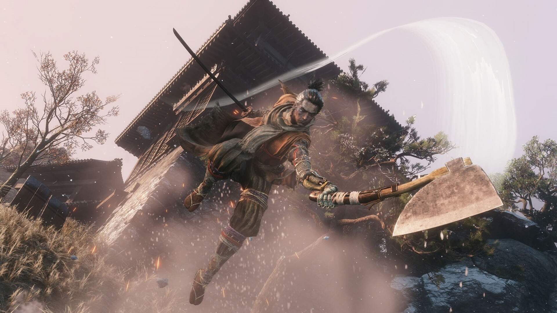 Sekiro: Shadows Die Twice Patch Nerfs a Challenging Boss, and Strengthens Your Prosthetic Tools