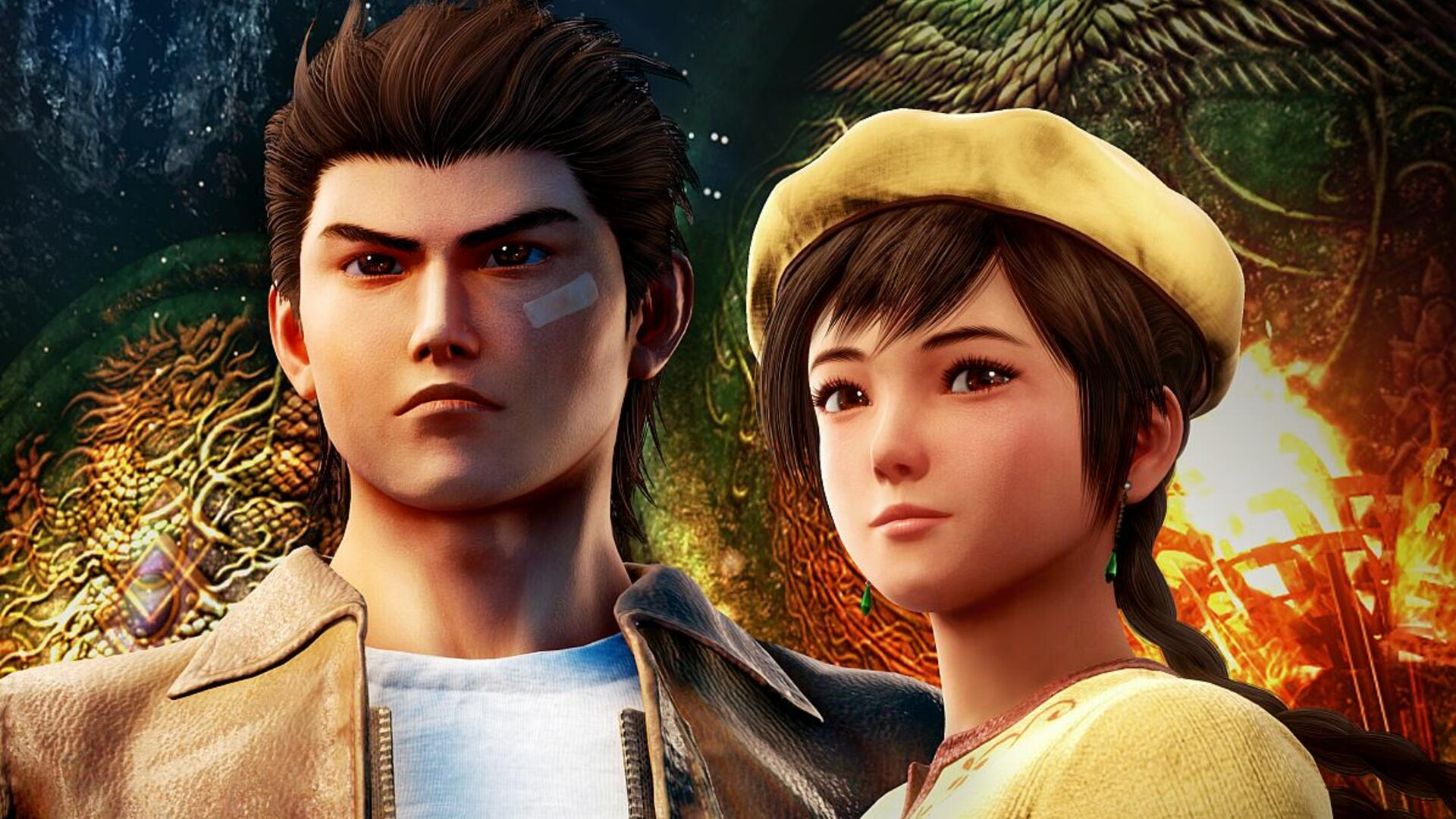 Shenmue 3 Feels Like a Modern Dreamcast Game