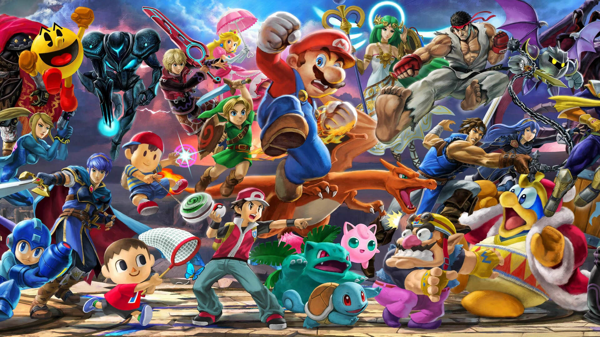 Watch the New Super Smash Bros. Ultimate Presentation Here