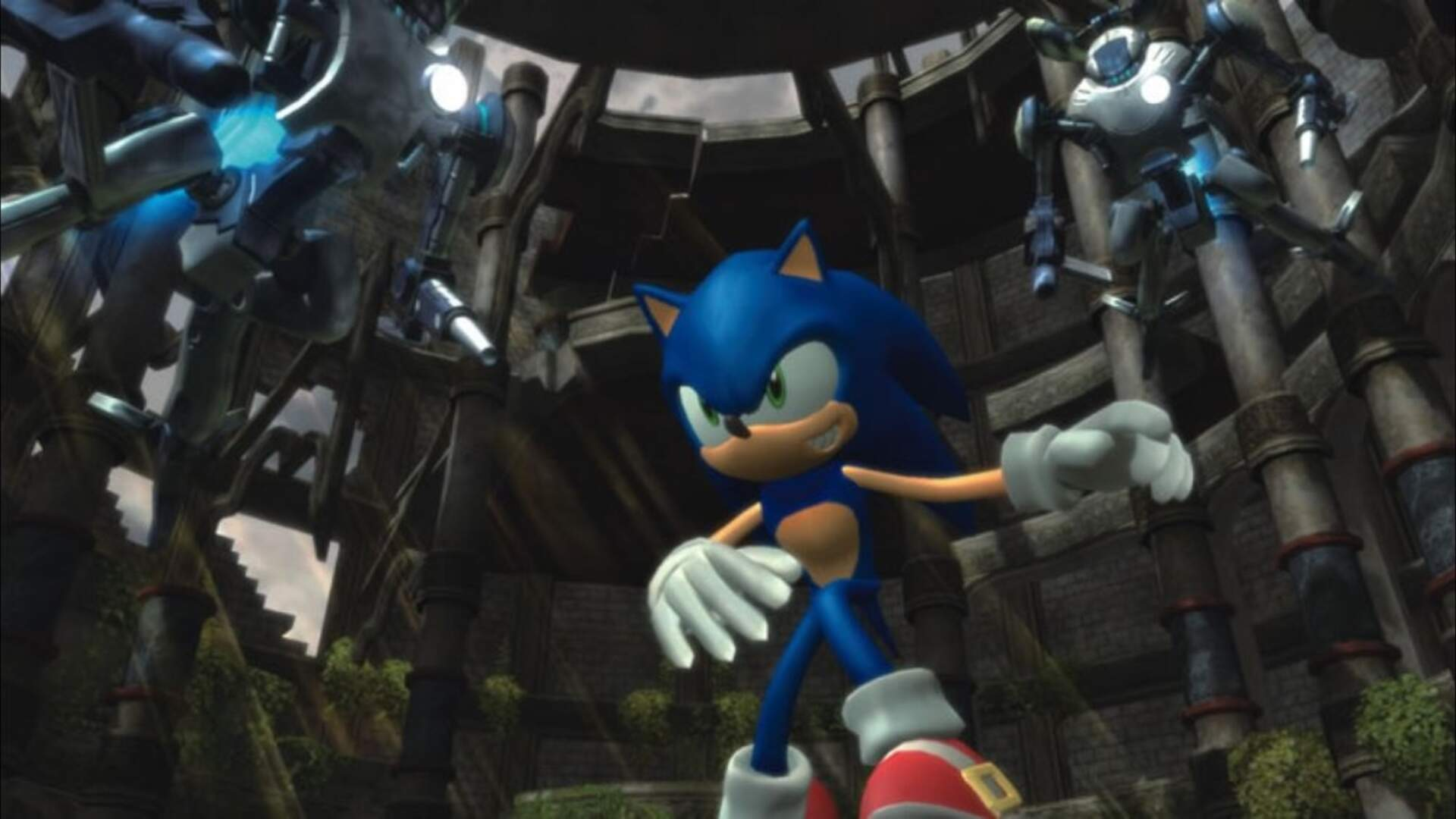 The Sonic Game Fans Love to Hate is Being Remade in Unity, and You Can Play the Demo Now