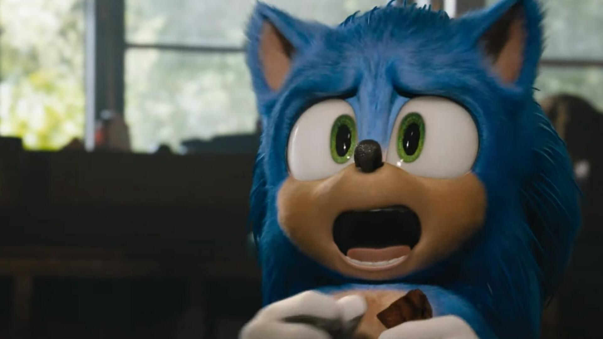 Check Out Sonic's New Look in the Latest Sonic The Hedgehog Movie Trailer