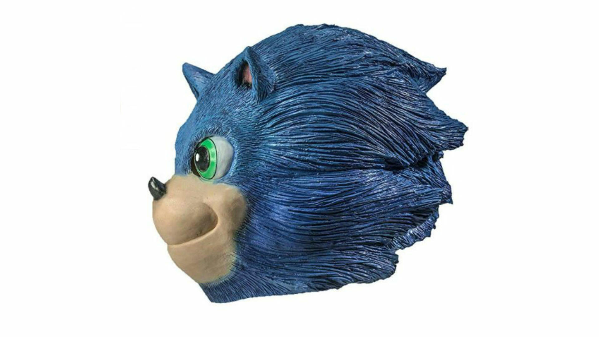 This Year's Scariest Halloween Costume? Movie Sonic