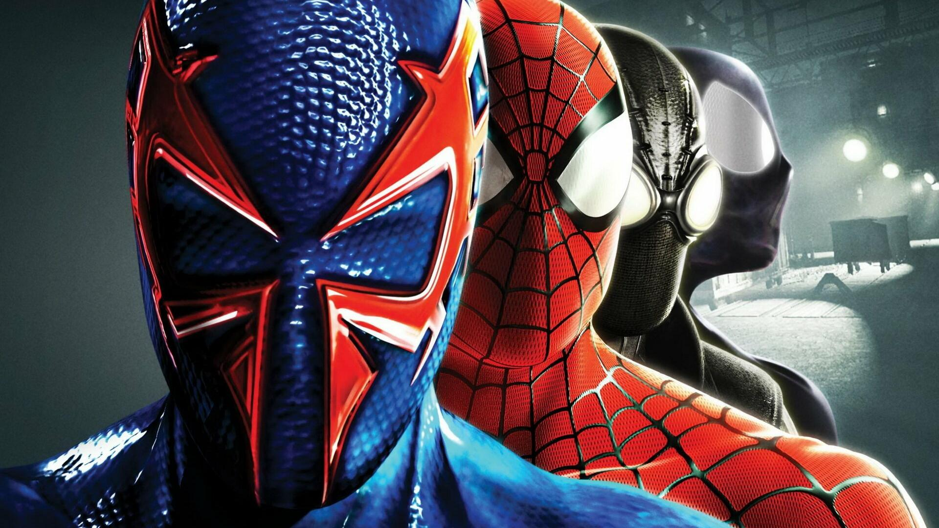 The Oscar Winning Spider-Man: Into the Spider-Verse Had Its Roots in a Mostly Forgotten Spider-Man Video Game