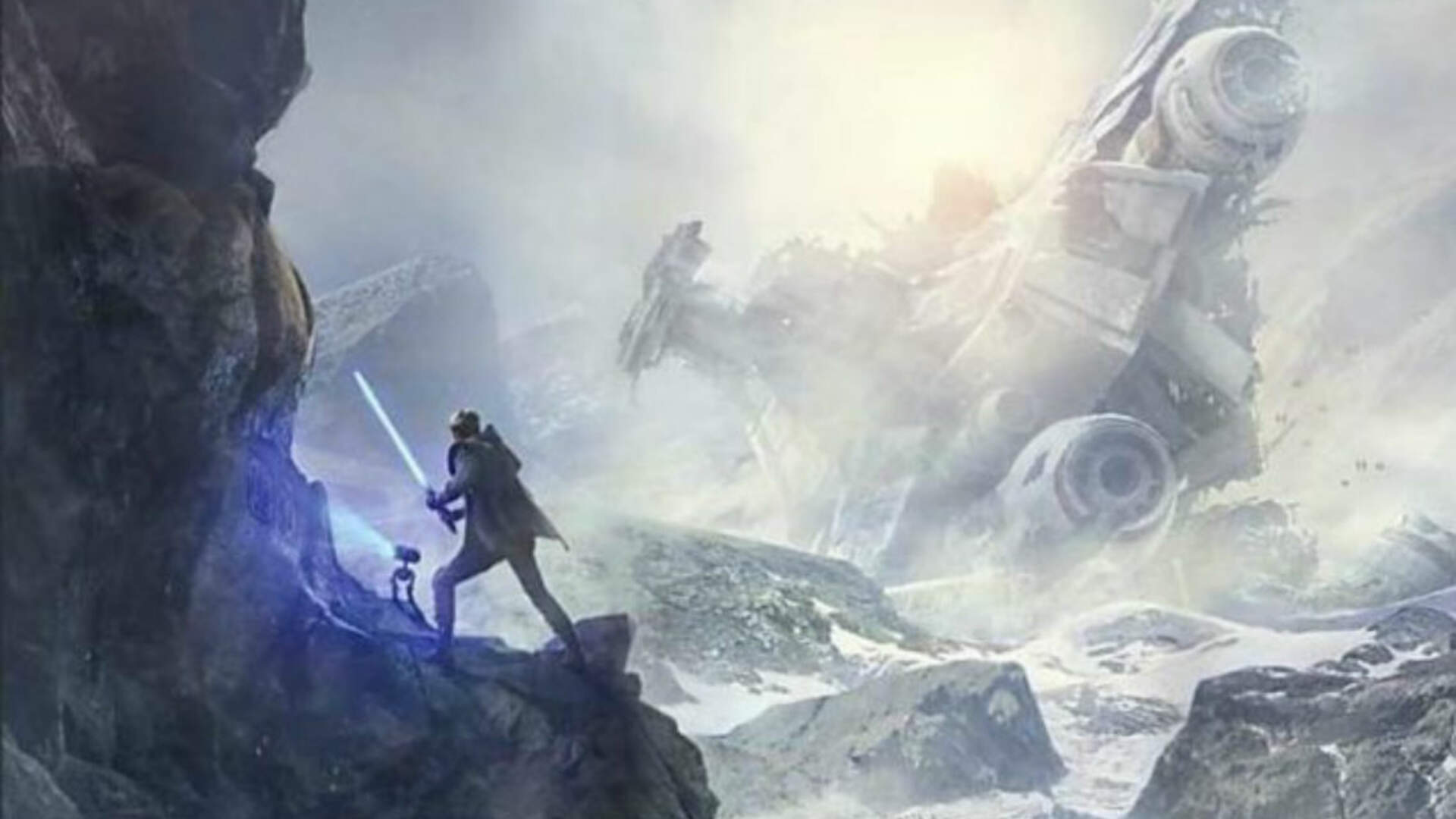 Star Wars Jedi: Fallen Order Poster Leaks on Amazon