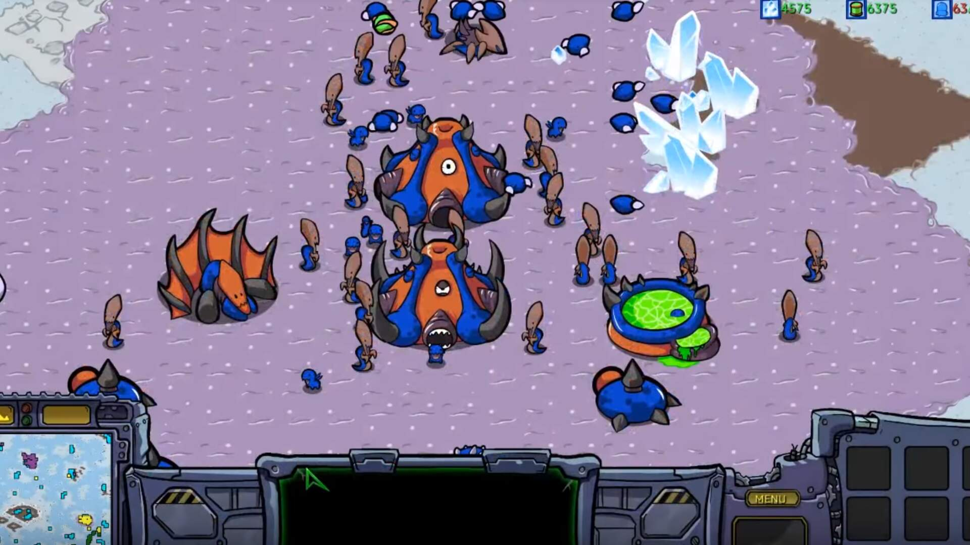StarCraft is Getting a Kid-Friendly Graphics Pack Courtesy of Carbot Animations