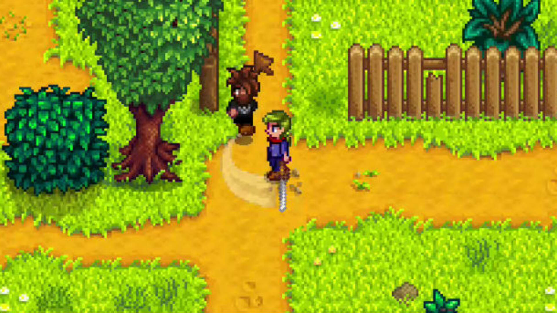 Stardew Valley Battle Royale Mod Lets You Harvest the Flesh of Your Fellow Farmers