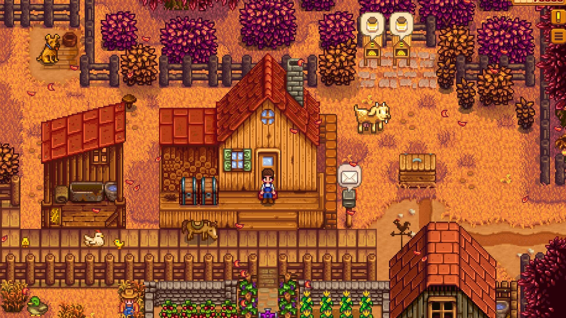 Stardew Valley Gets a Frame Rate Fix on the Switch