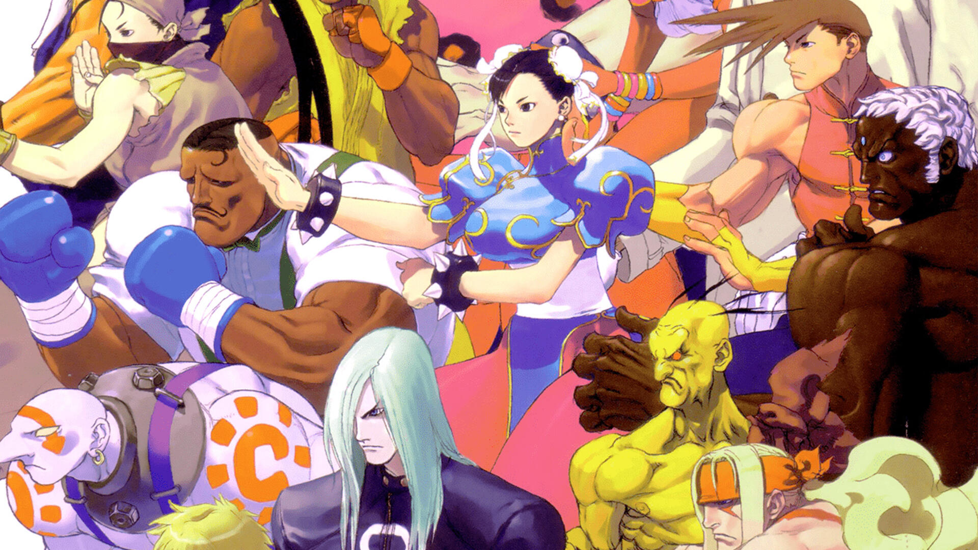 How a Parry Saved Street Fighter: 20 Years of 3rd Strike