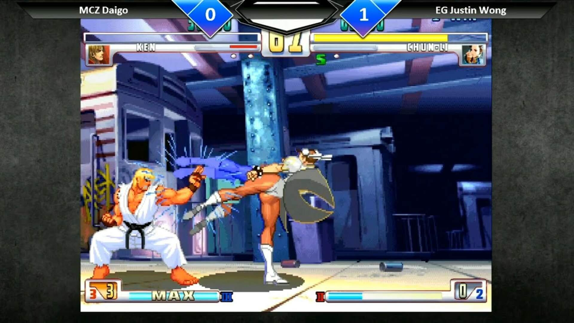Street Fighter 3's Most Famous Evo 2004 Moment Rediscovered in New Video