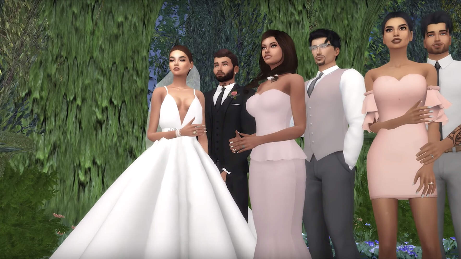 How a The Sims Machinima About a Pregnant 16-Year-Old Spawned a Soap Opera Dynasty