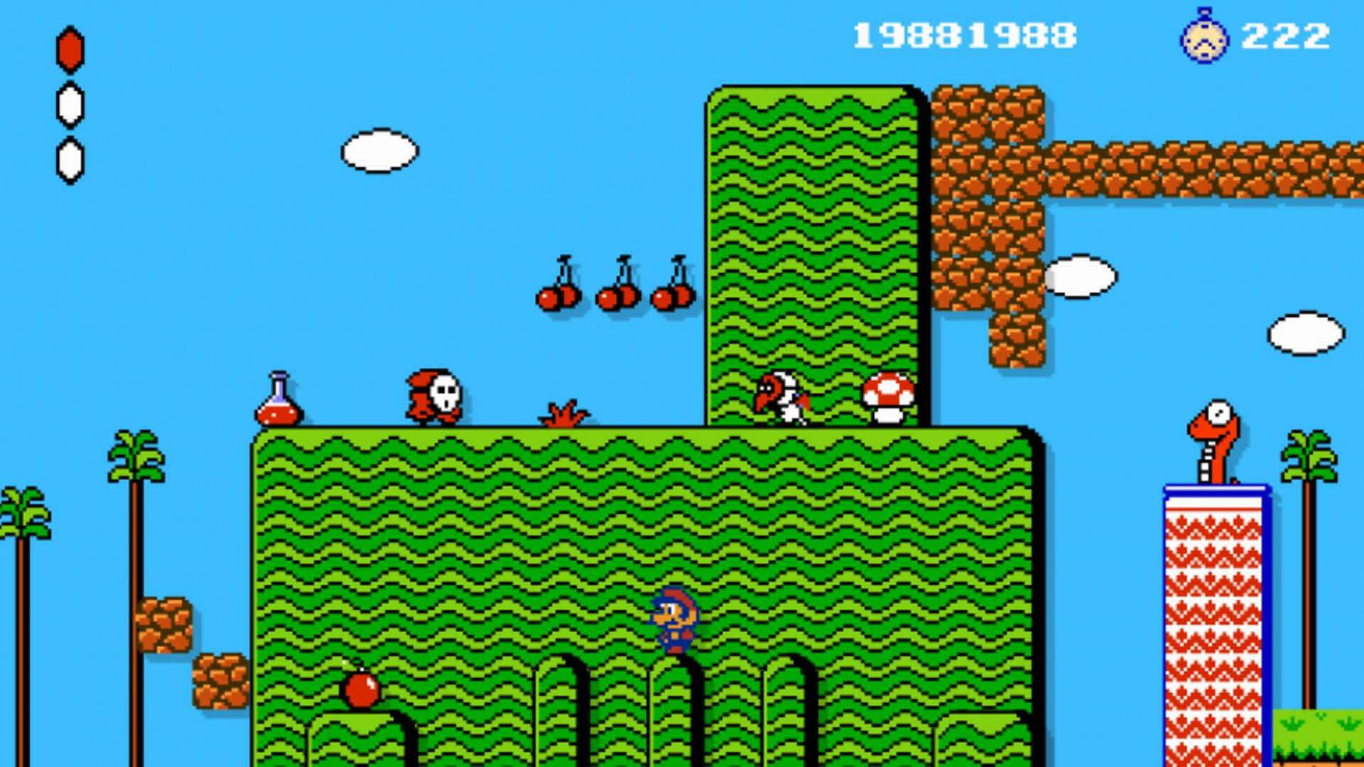 Nintendo Switch S February Nes Classics Are Kirby S Adventure And Super Mario Bros 2 Usgamer