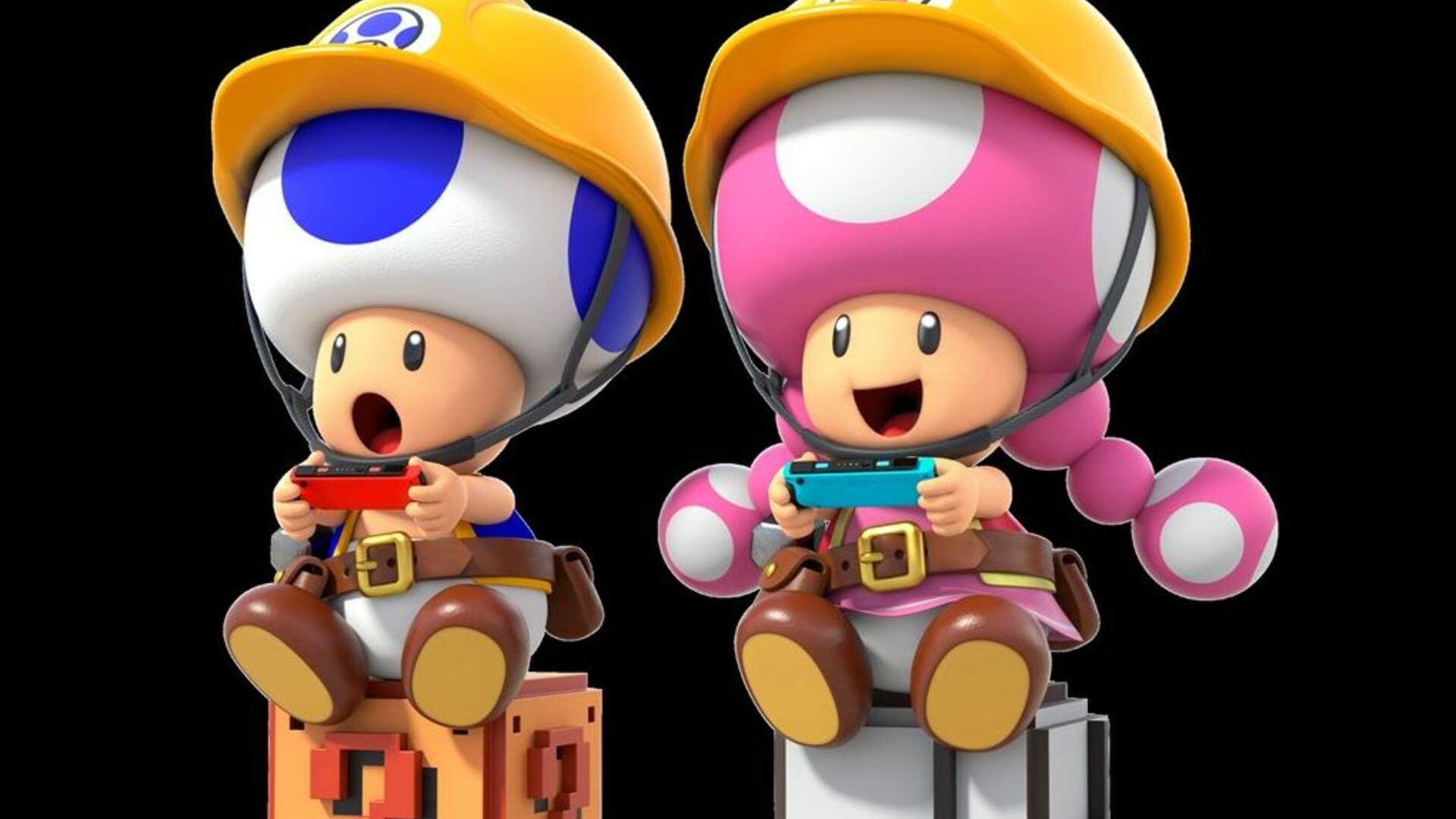 Japan Gets Adorable Super Mario Maker 2 My Nintendo Prizes, North America Gets to Stare Jealously
