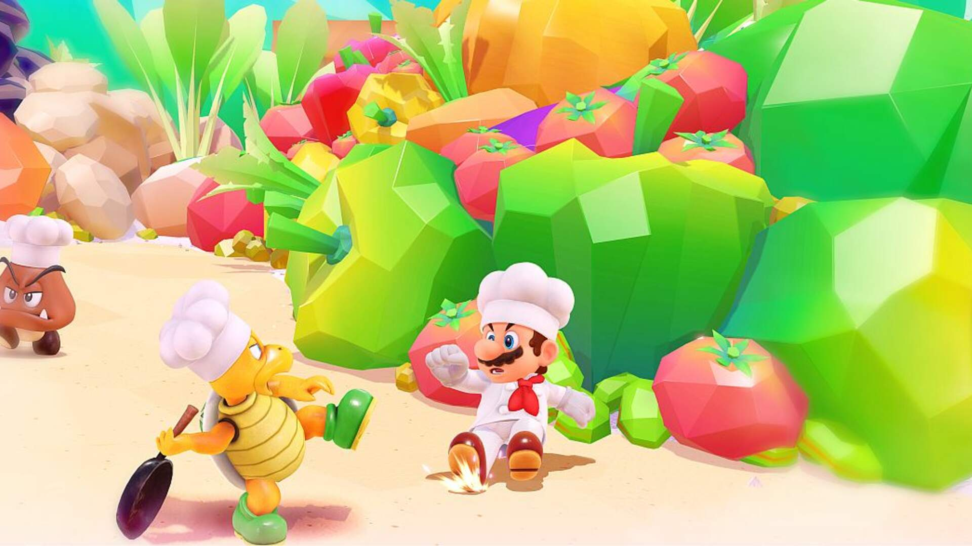 New Video Outlines the Crazy Fast History of Super Mario Odyssey Speedruns