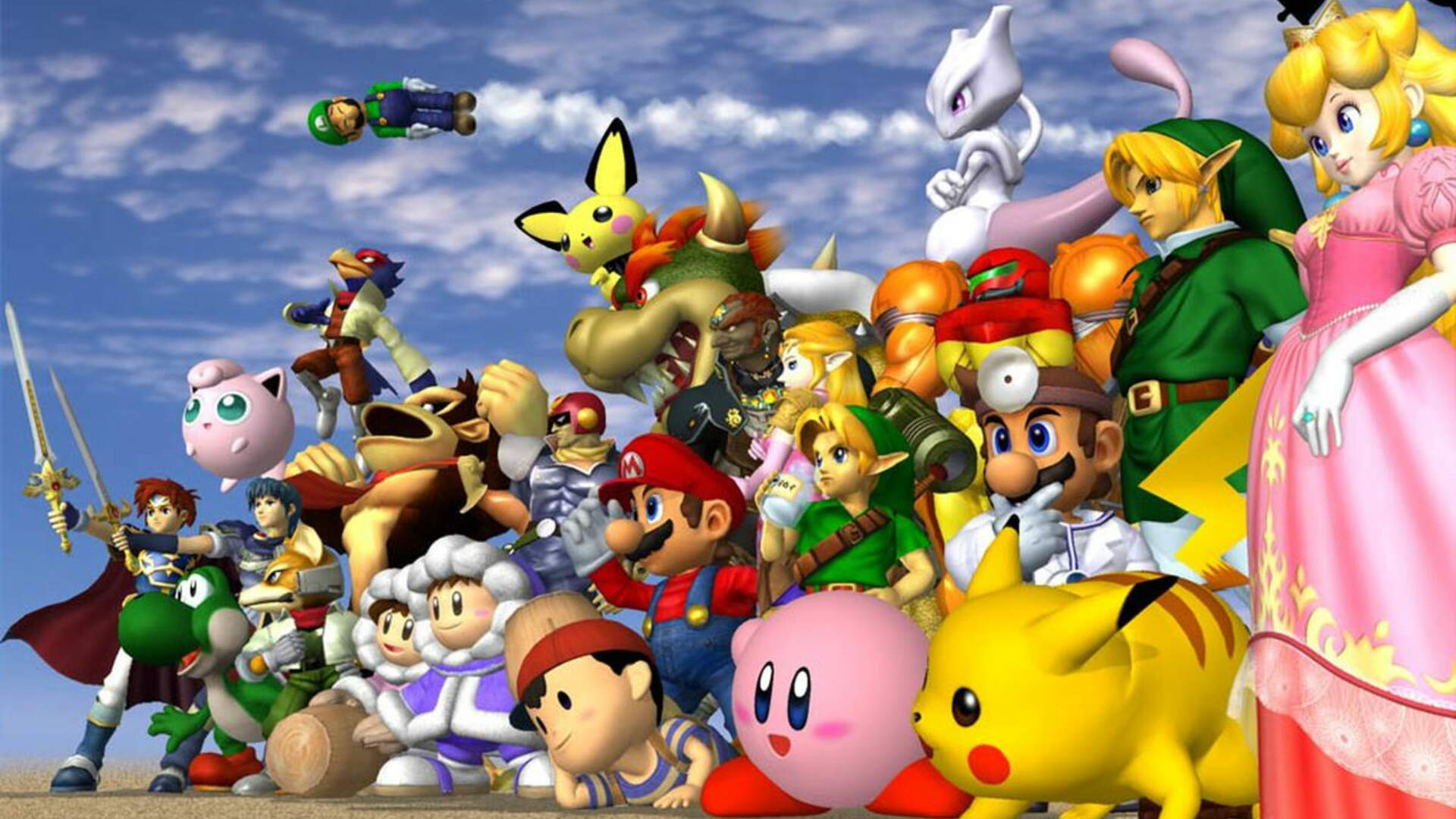 "Super Smash Bros. Melee Gets ""Ultra-Smooth"" Online Thanks to Third-Party Rollback"