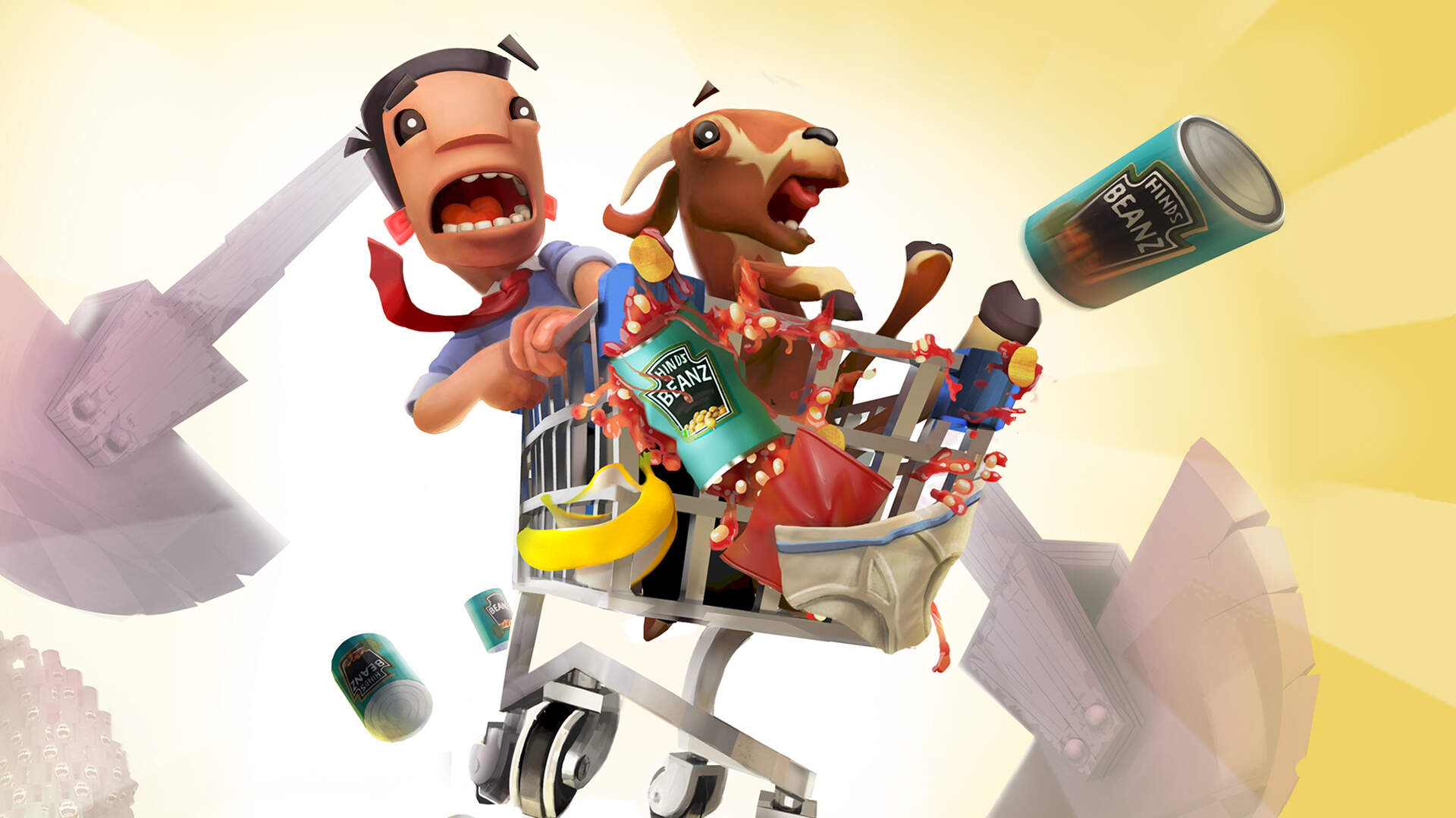 Another Overcooked Disciple Emerges: Supermarket Shriek's Couch Co-Op Glee