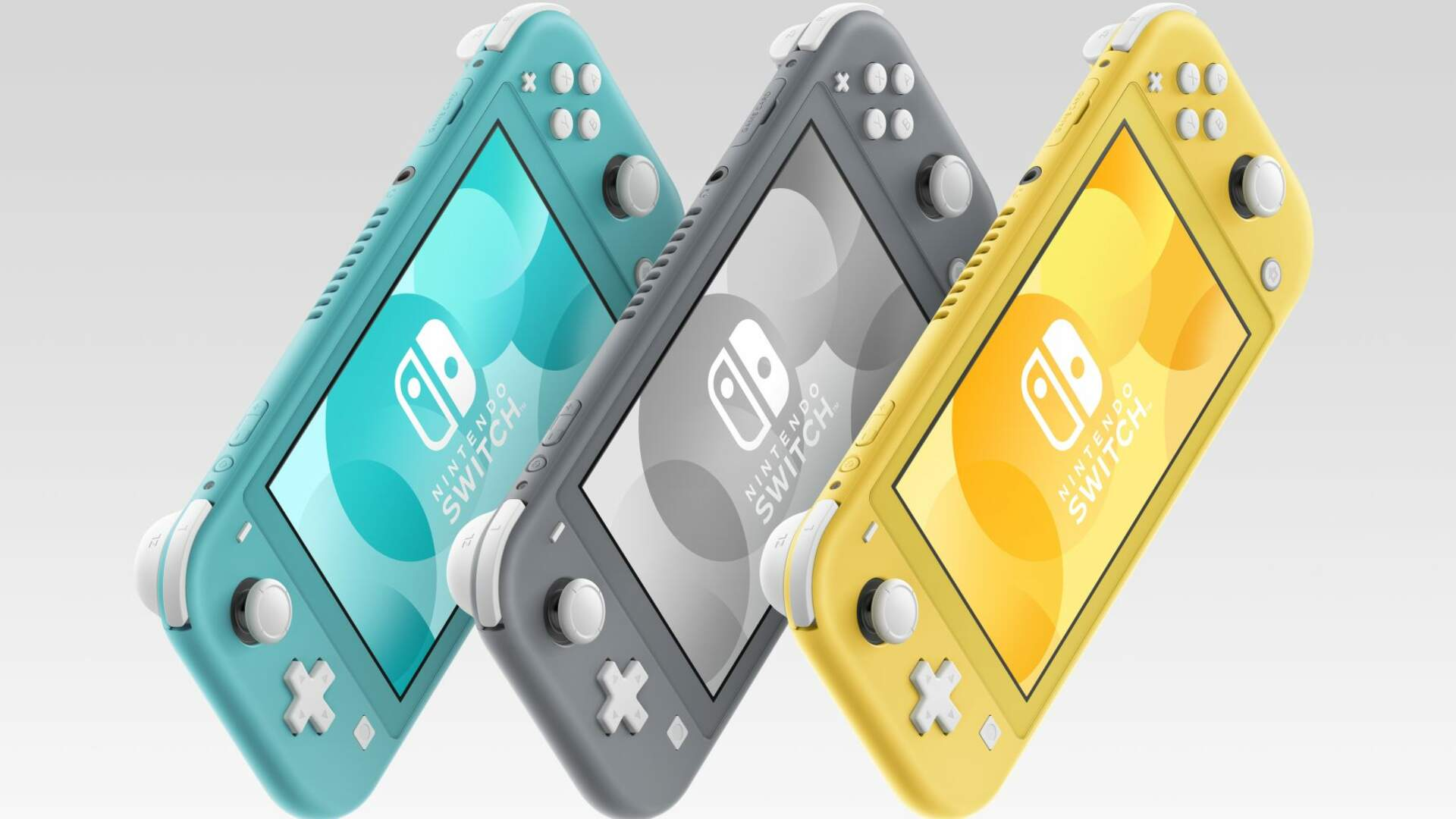 The Switch Mini Is Officially the Portable-Focused Switch Lite, Has Multiple Compromises Over Original Switch