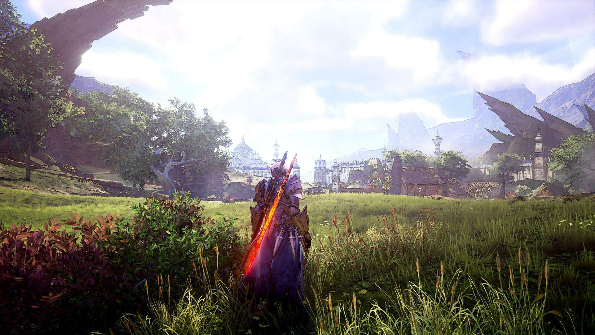 Tales of Arise Gets First Gameplay Footage in Stunning New Trailer