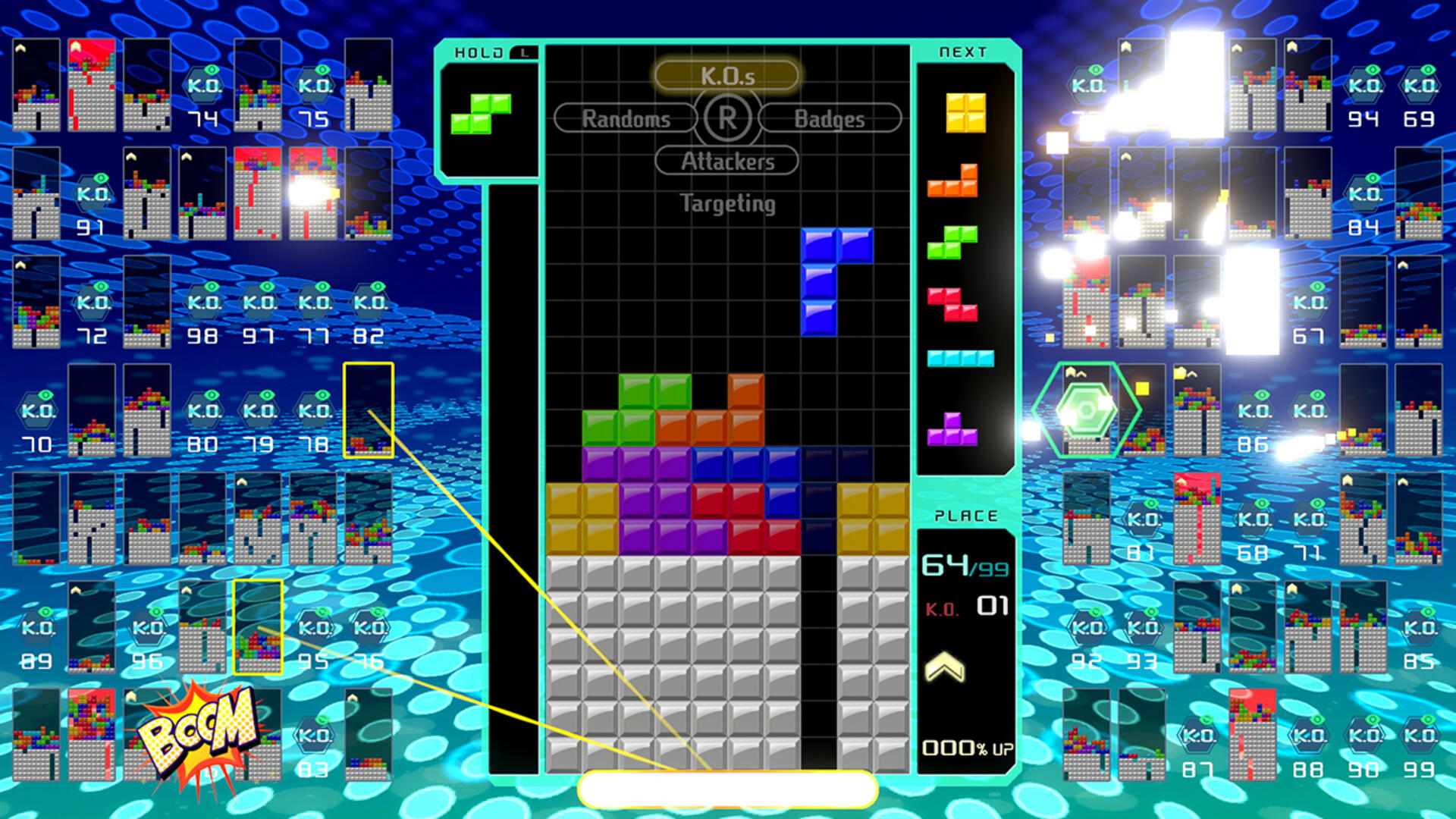 Tetris 99 Will Dole Out Super Kirby Clash Currency in a Nintendo F2P Mash-Up
