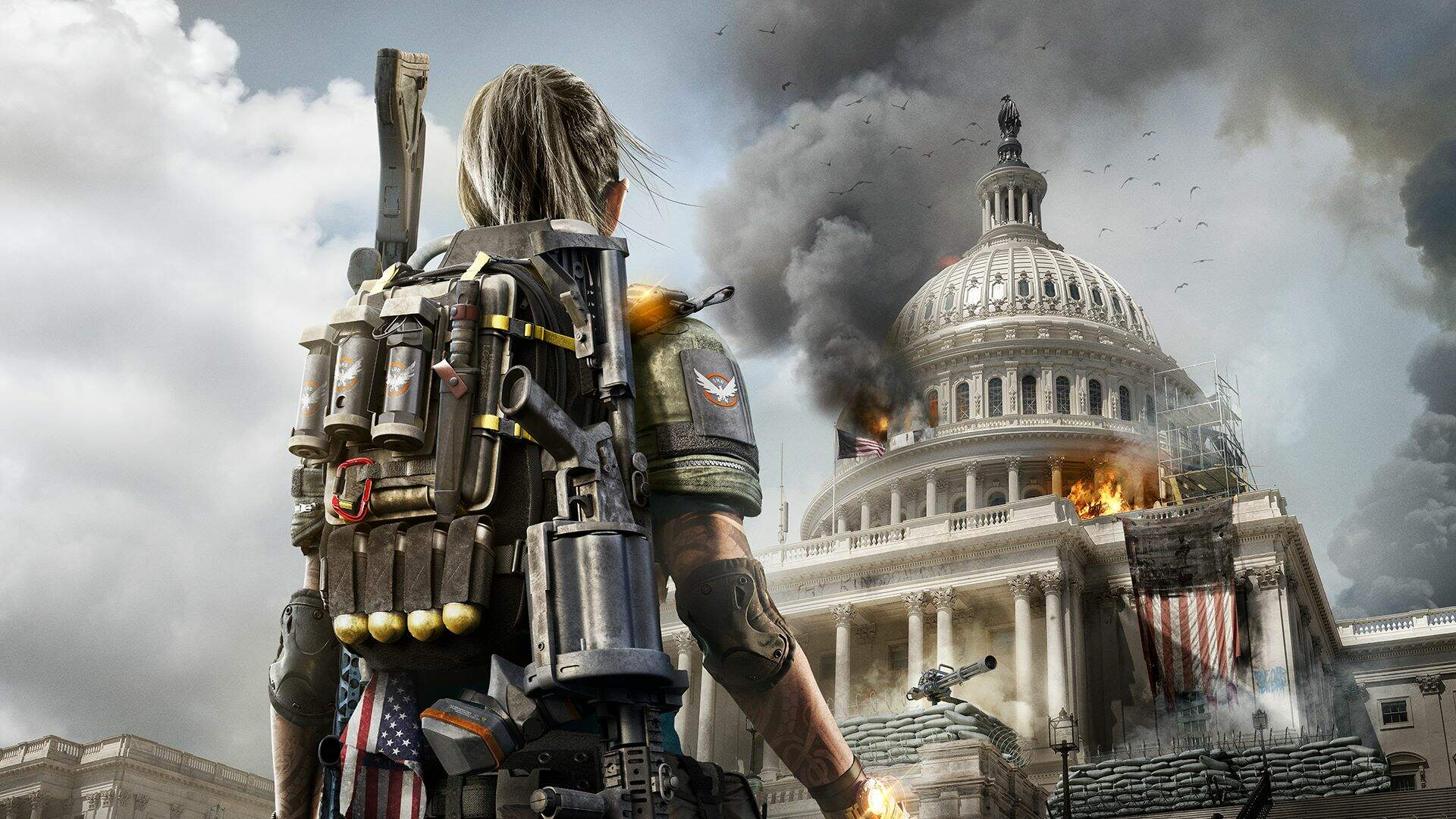 The Division 2's Snowdrop Engine is Next-Gen Ready, Says Ubisoft