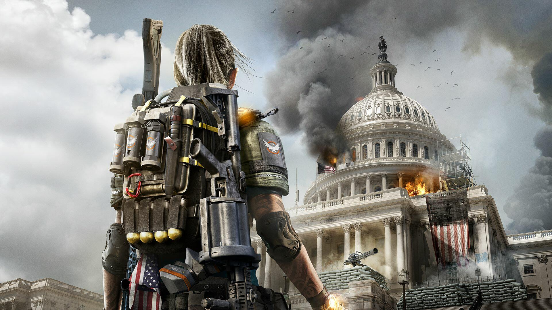 The Division 2's Snowdrop Engine is Next-Gen Ready, Says
