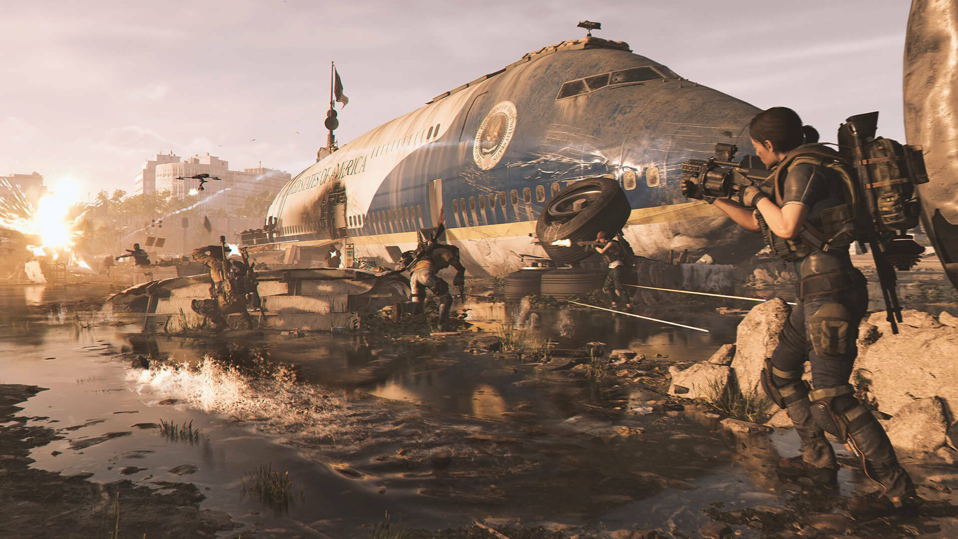 The Division 2 Open Beta Dates Revealed