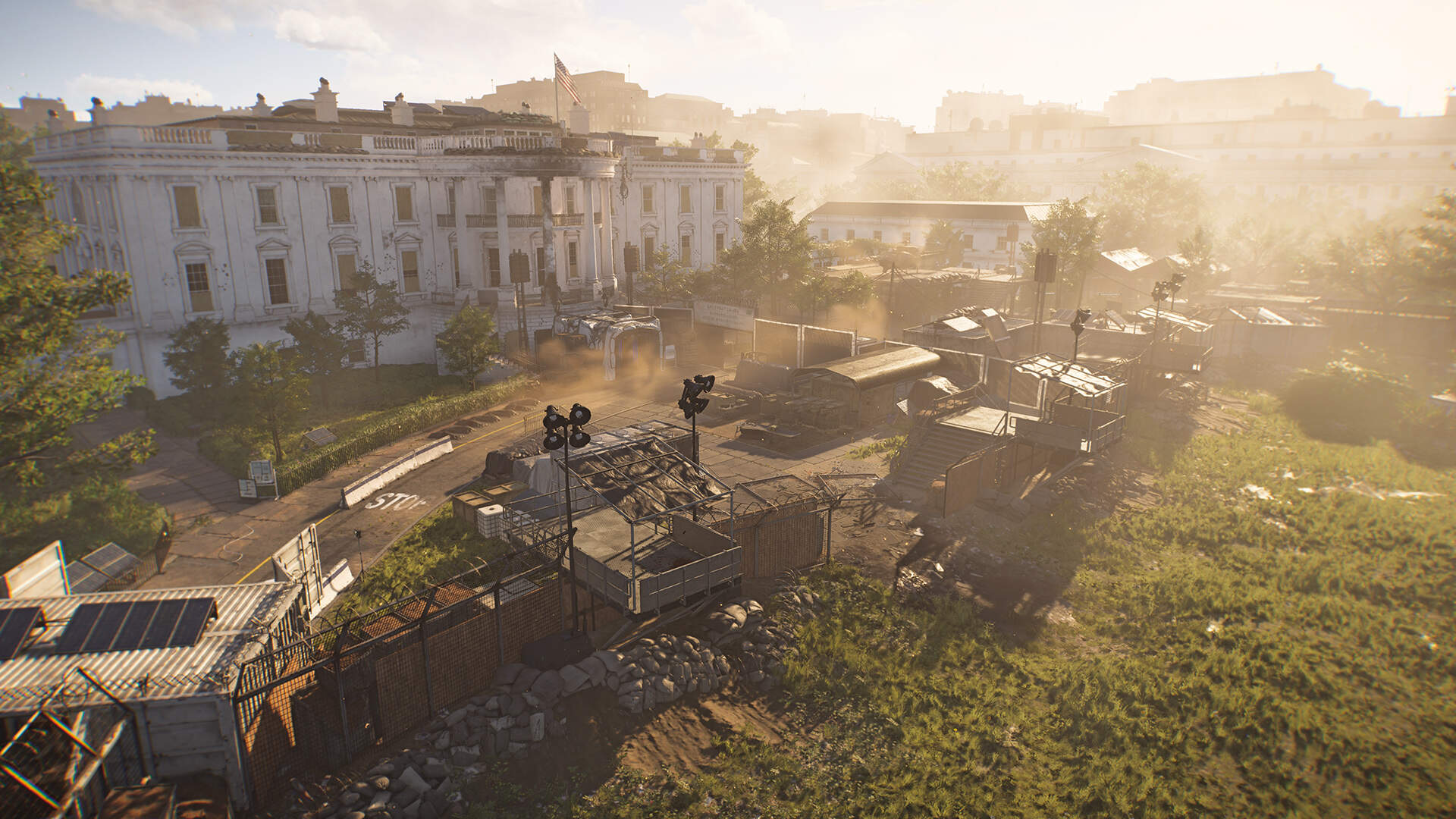 How The Division's Community Inspired The Division 2's New Photo Mode