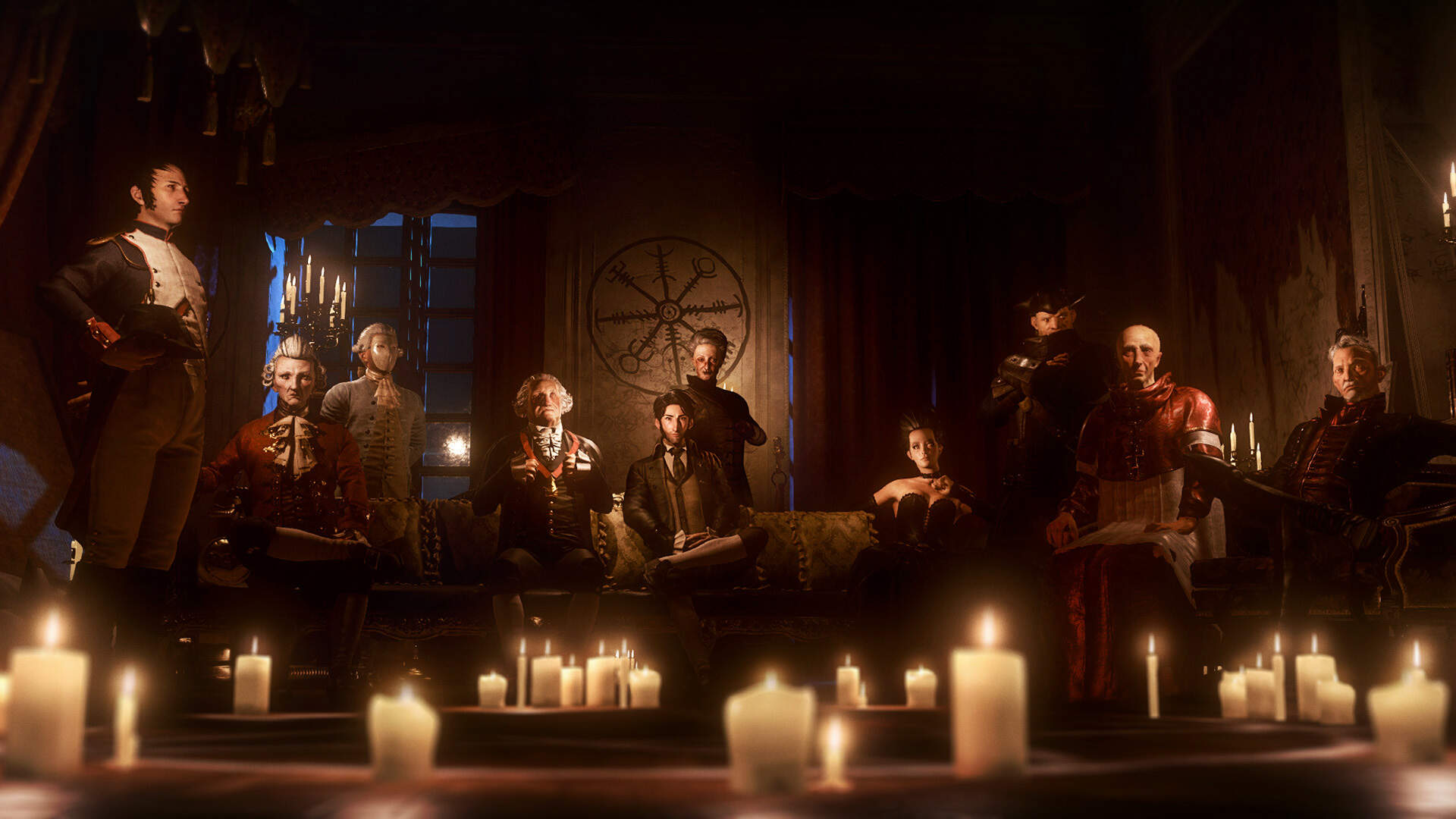 Another Vampire: The Masquerade RPG is Coming From the Developers of The Council