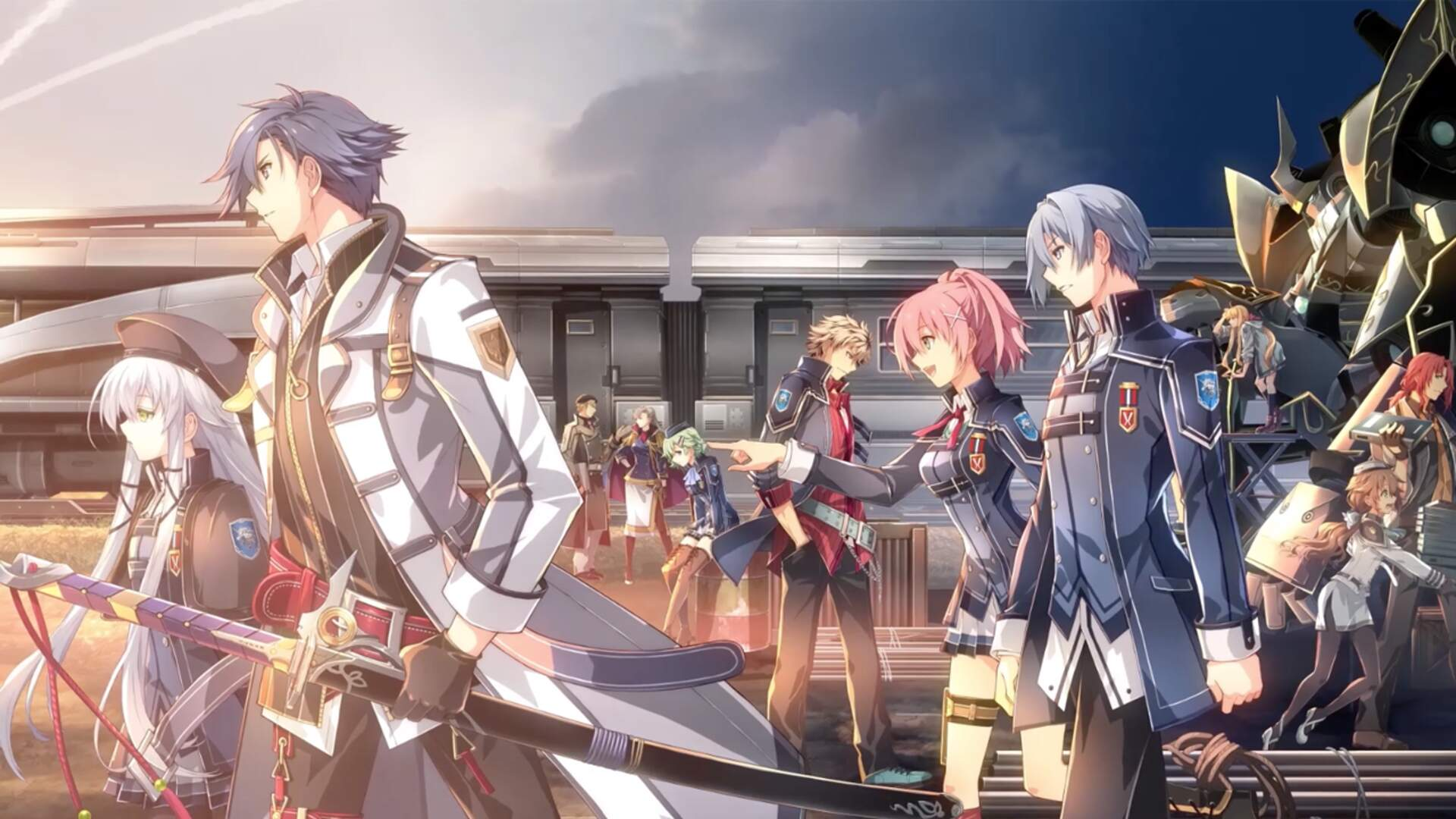 The Legend of Heroes Makes Its Switch Debut with Trails of Cold Steel 3