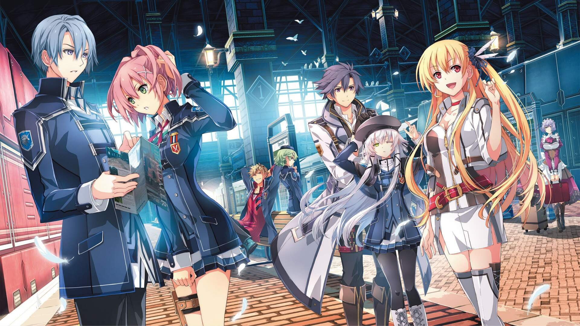 Trails of Cold Steel 3 Will Bring Rean and the Gang Back to the PC Soon
