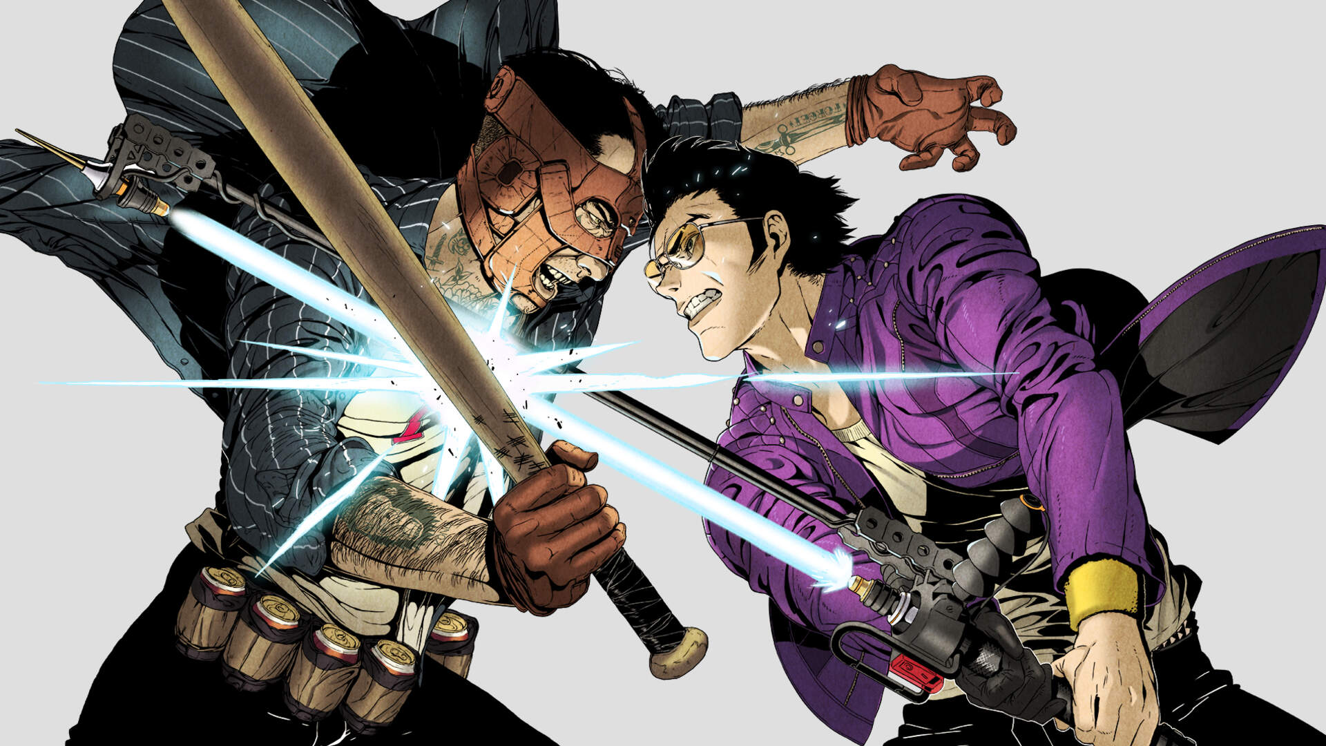 Switch Exclusive Travis Strikes Again: No More Heroes Is Coming To PS4 and Steam