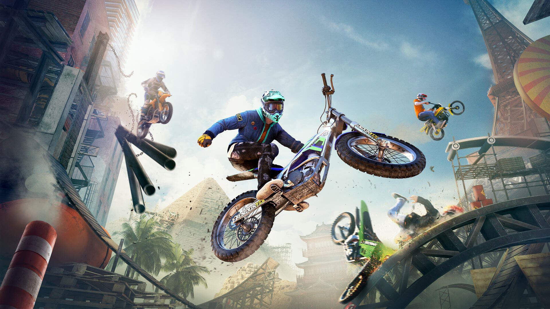 Trials Rising Demands Mastery, And That Makes it a Tricky Fit for the Switch