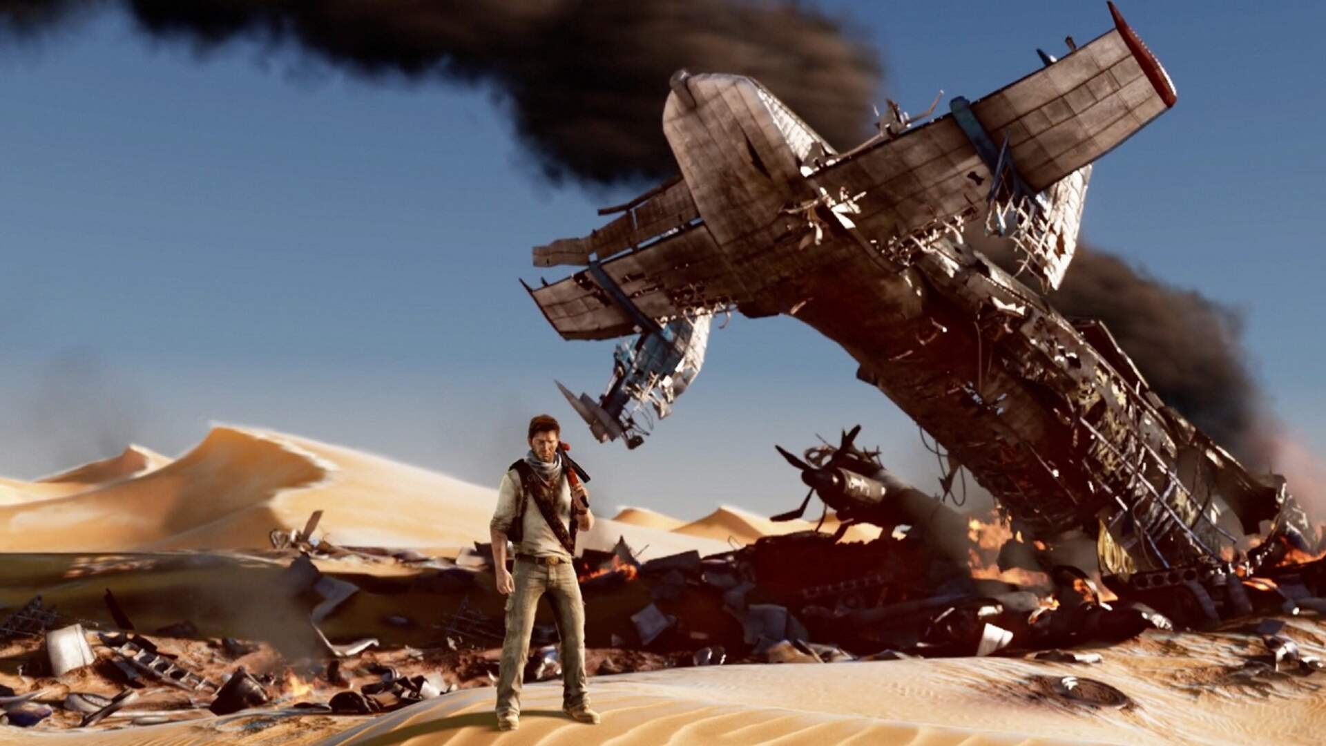 The Troubled Uncharted Movie Finally Gets a 2020 Release Date