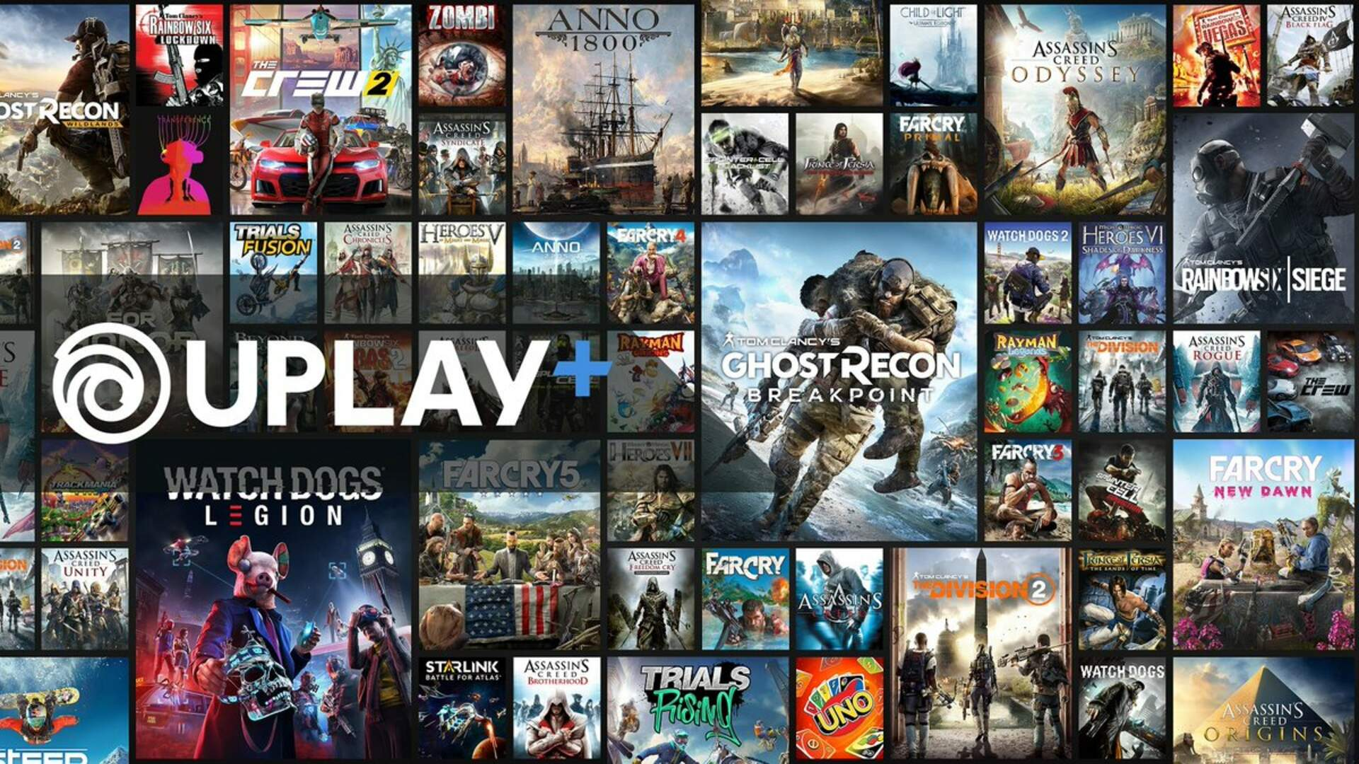 Ubisoft Announces Uplay+, Its Own Subscription Service Like Xbox Game Pass