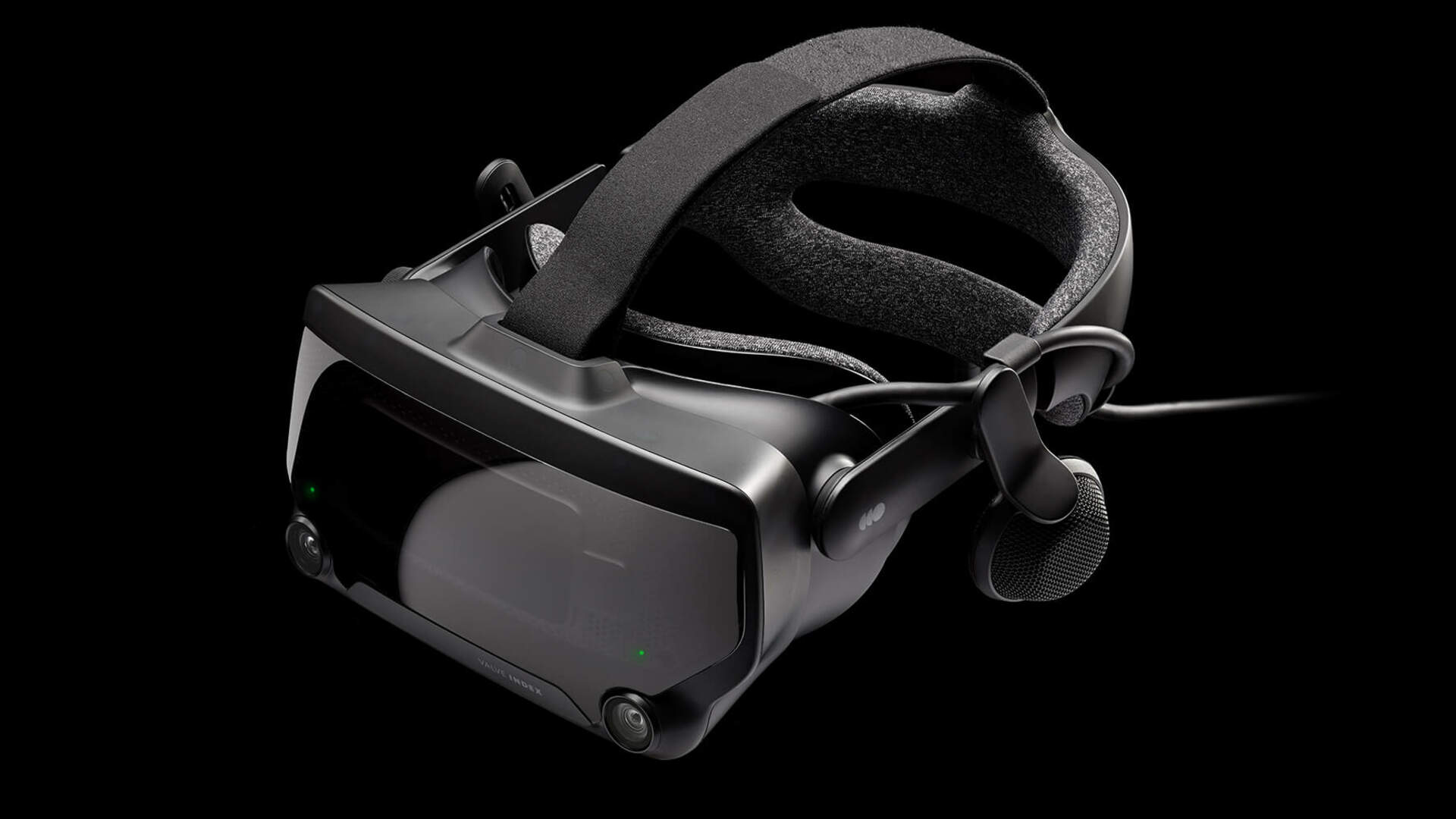 Valve's Index VR Headset is Sleek, Powerful, and Expensive
