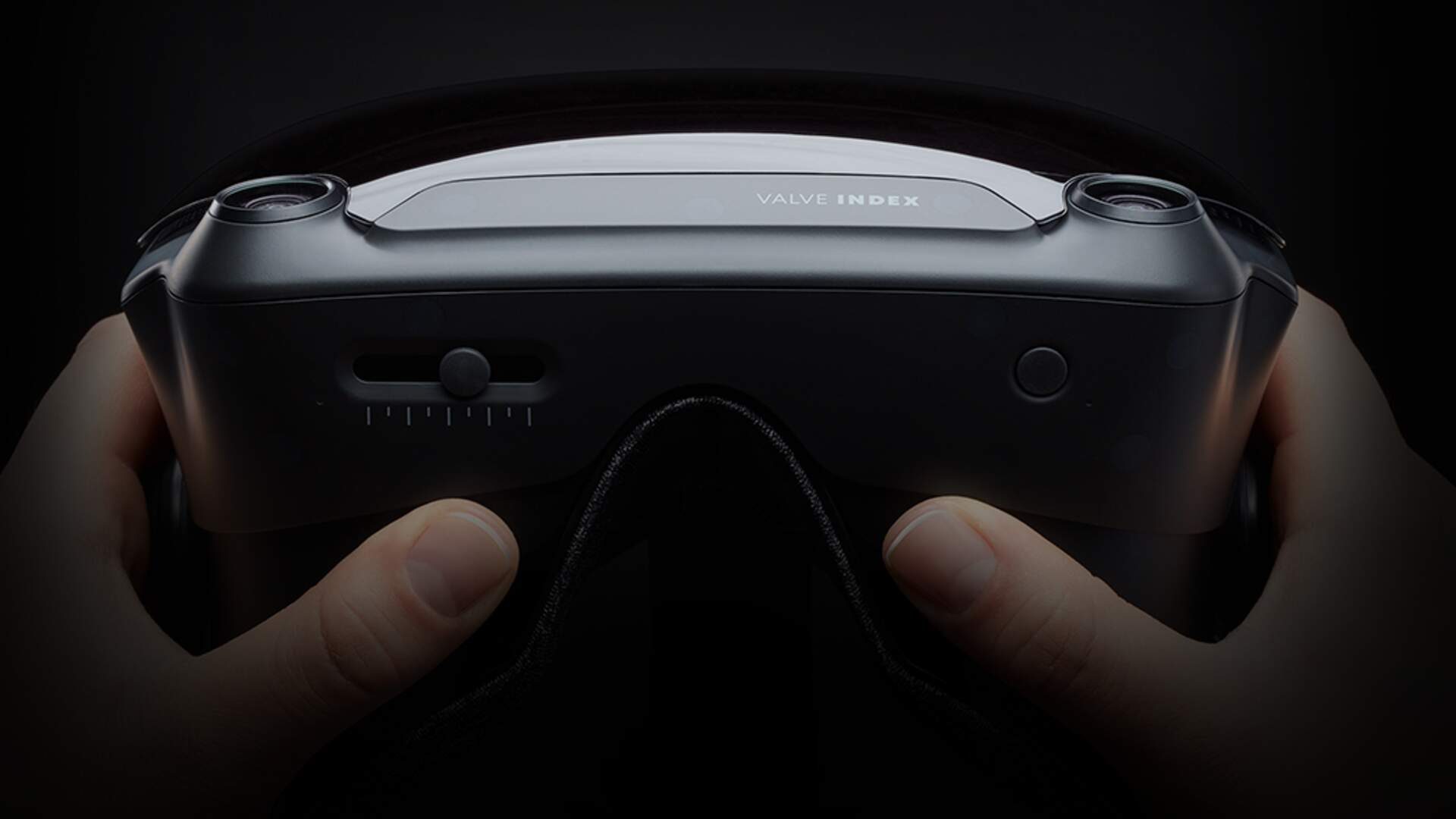 Valve Teases Its Own VR Headset, The Valve Index