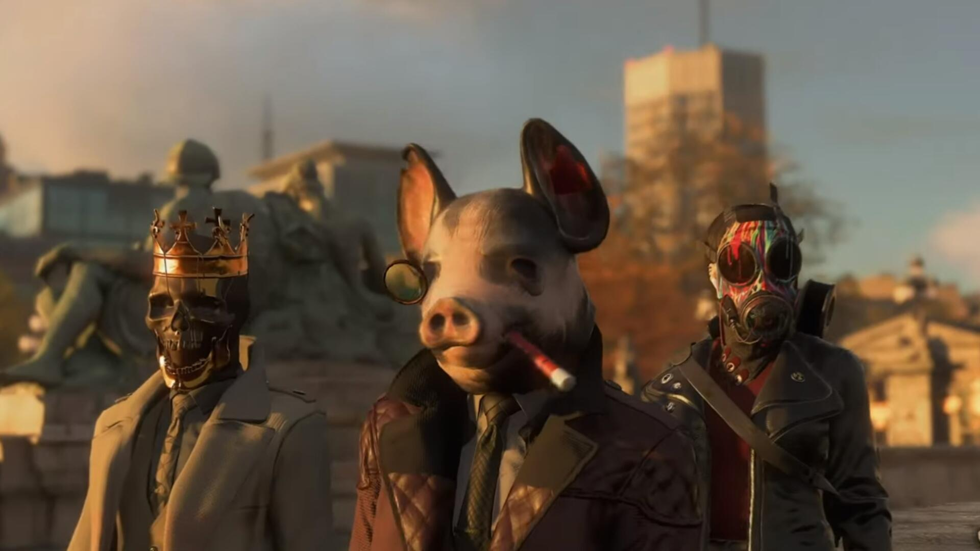 Watch Dogs Legion Gameplay Reveal Has a Lot of Playable Characters and Many Different London Accents, Releasing March 2020