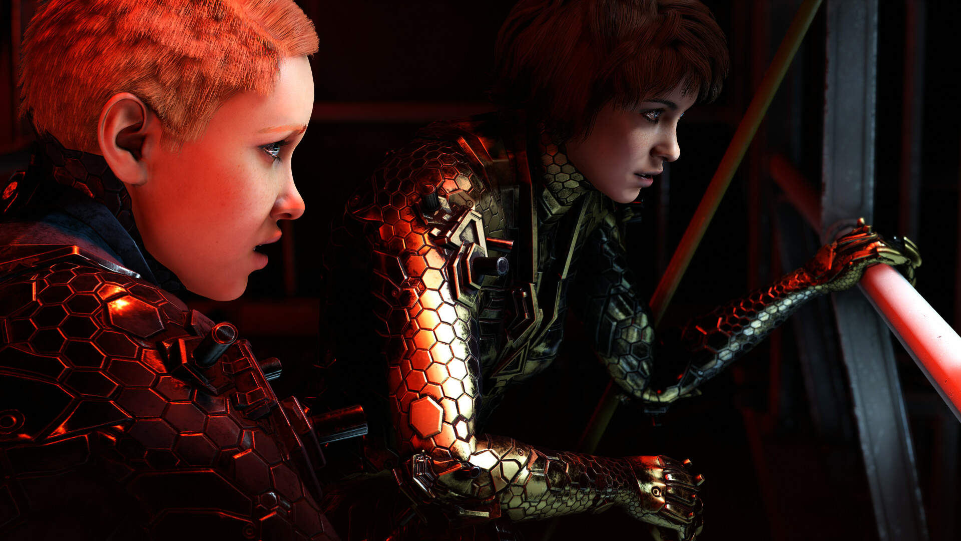 Will Wolfenstein Work As Co-Op? After Hands-On With Wolfenstein: Youngblood, We're Still Unsure