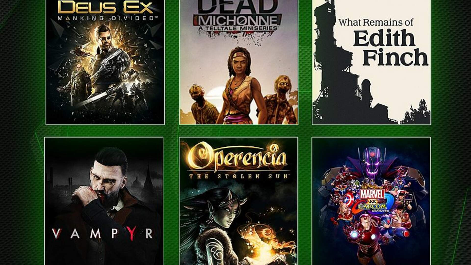 Xbox Game Pass Gets More Games in March, Plus Two April Titles Revealed