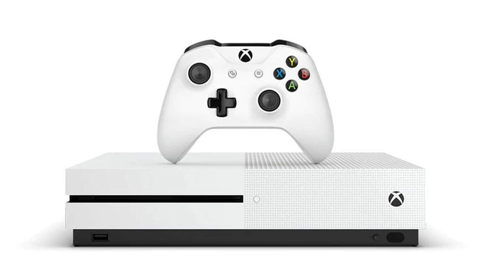 "Xbox One S All-Digital ""Maverick"" Console Reportedly Releasing on May 7"