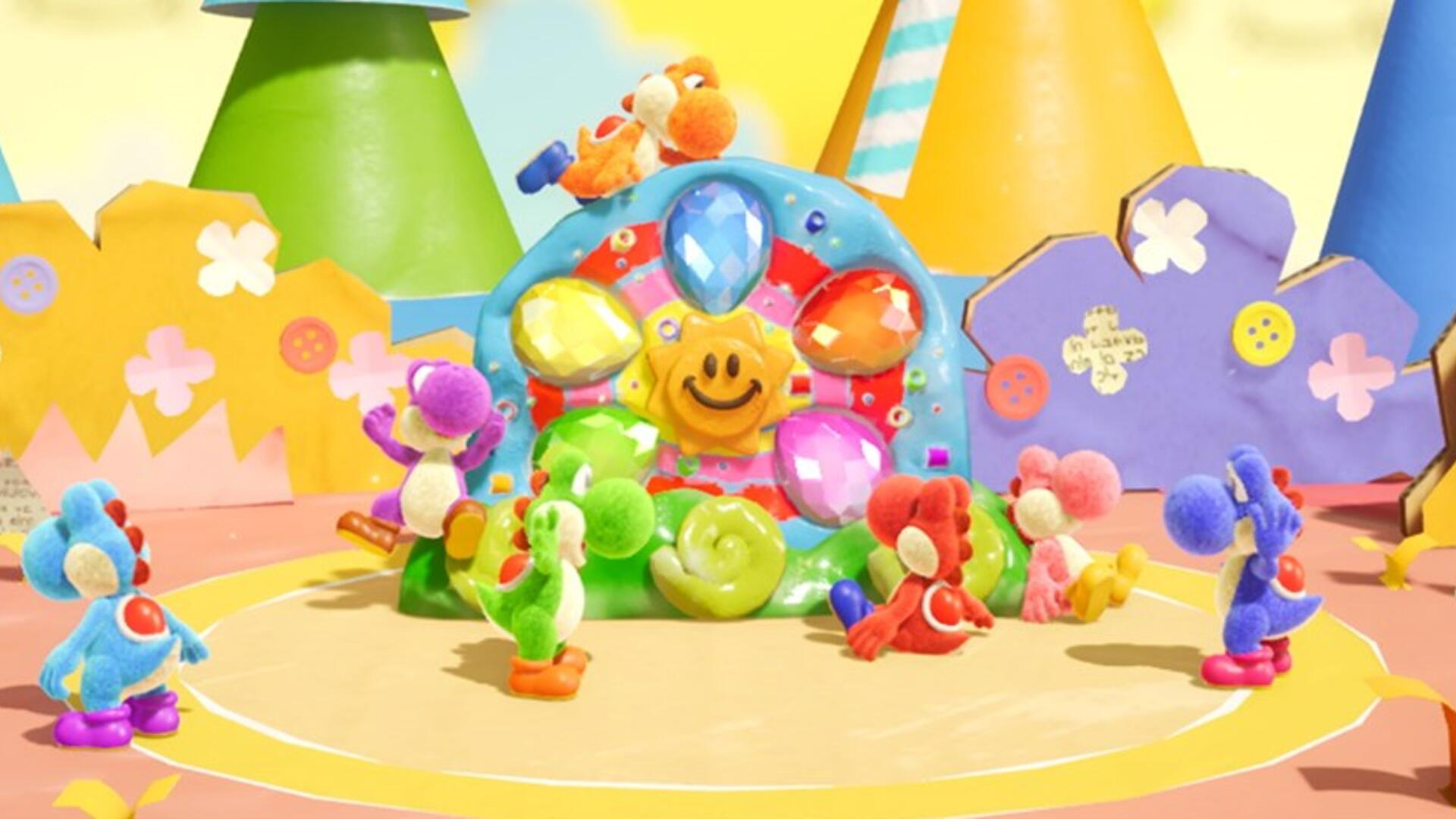 Yoshi's Crafted World and Kirby's Extra Epic Yarn are Both Coming Out in March