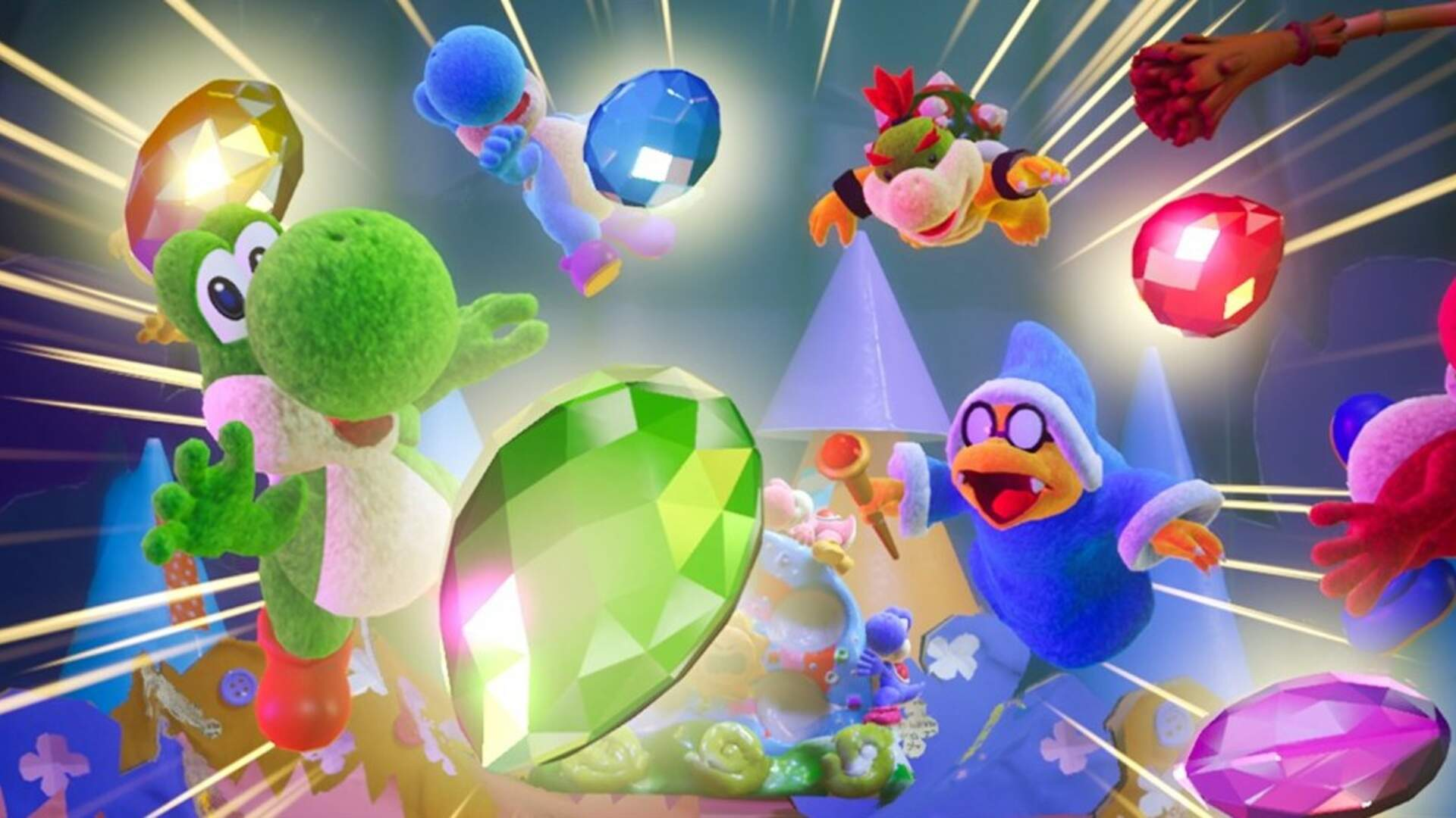 Yoshi's Crafted World and Kirby's Extra Epic Yarn Will be Nintendo's Reliable Bench Players for 2019