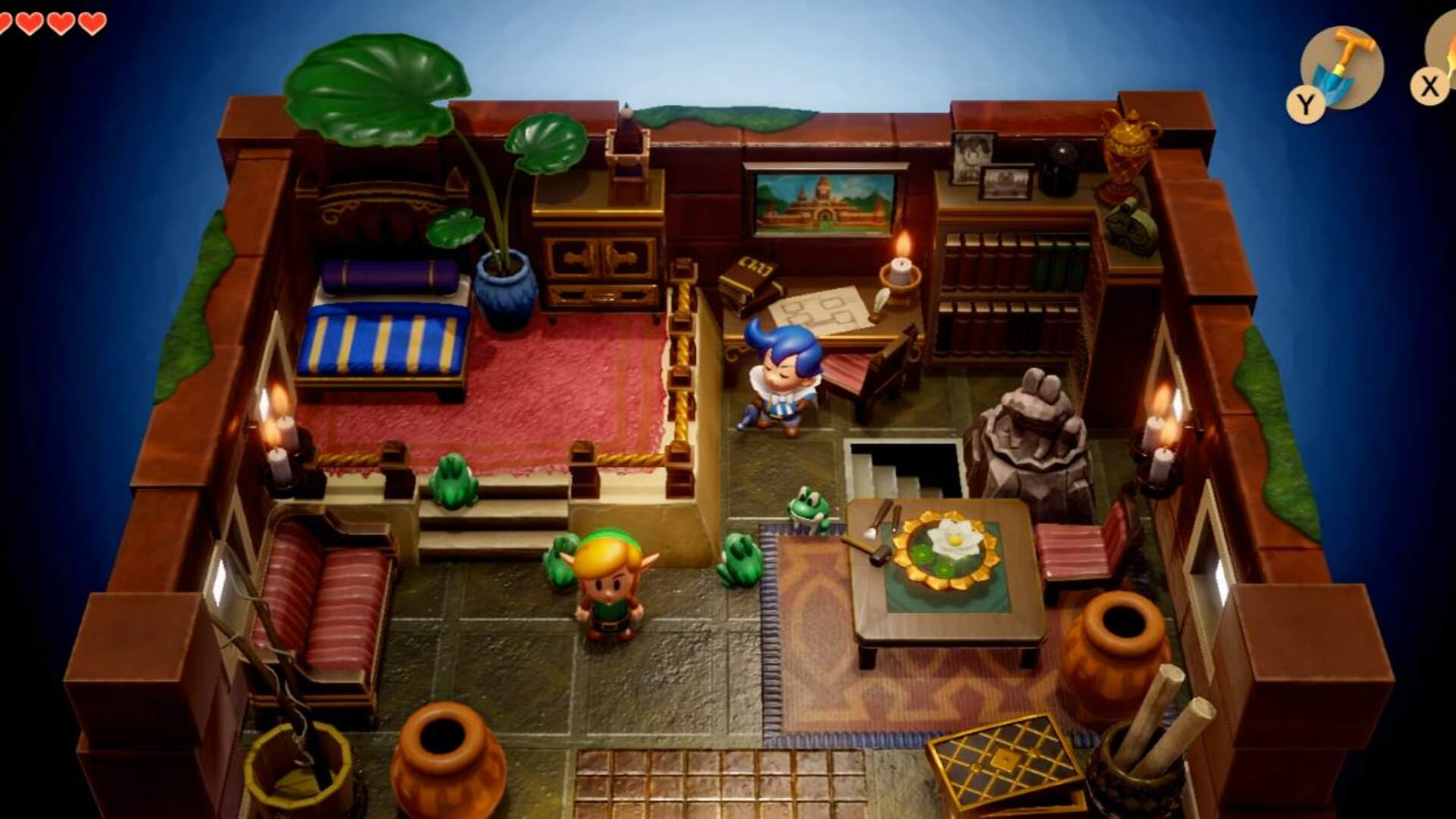 The Legend of Zelda: Link's Awakening is Hiding Totaka's Song and Other Musical Easter Eggs