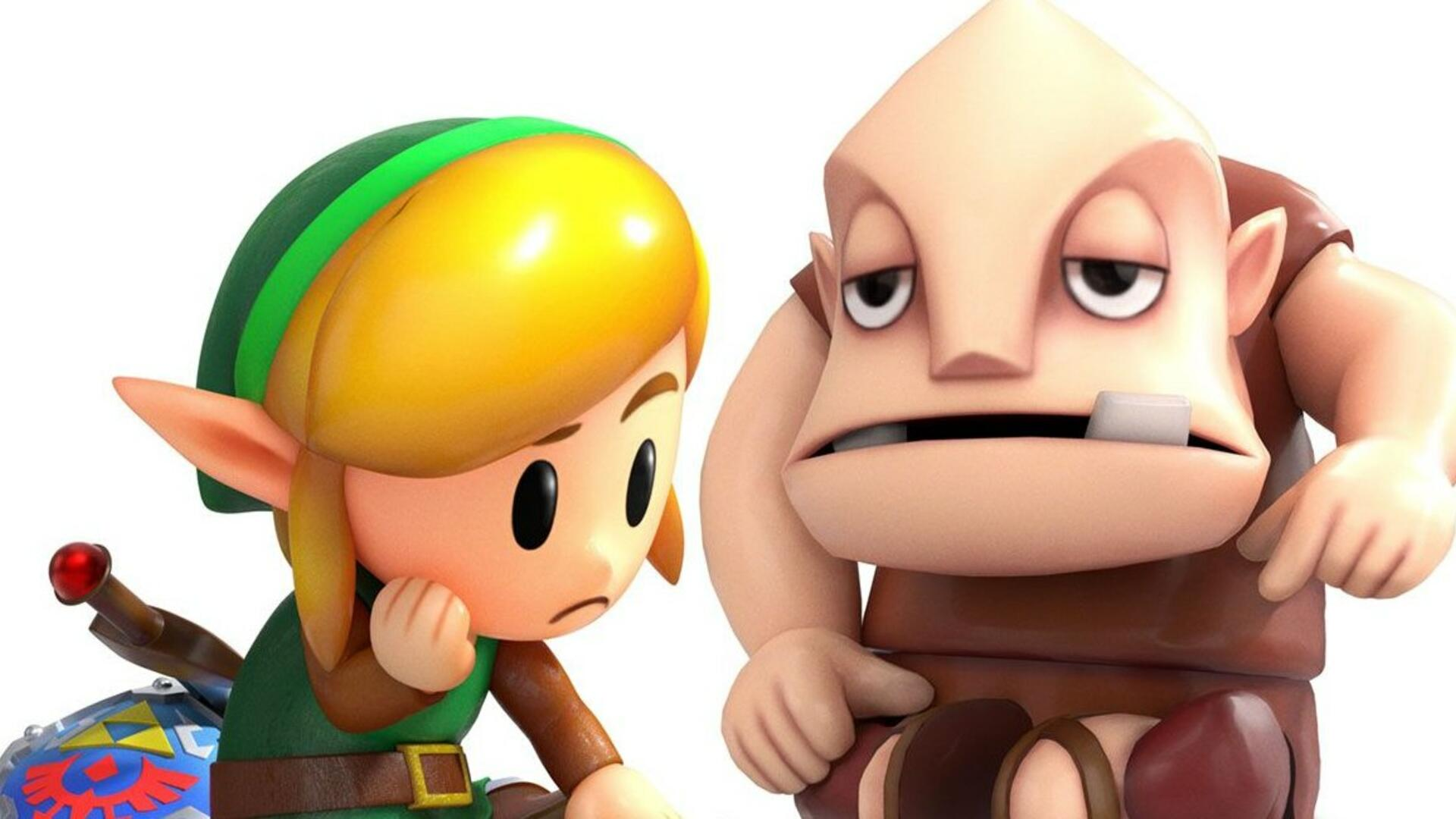 Link's Awakening's Dungeon Creator Came From Brainstorming What a Zelda Maker Might Look Like
