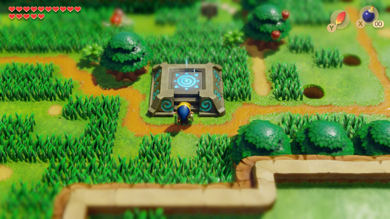Zelda Link S Awakening Map Guide All Fast Travel And