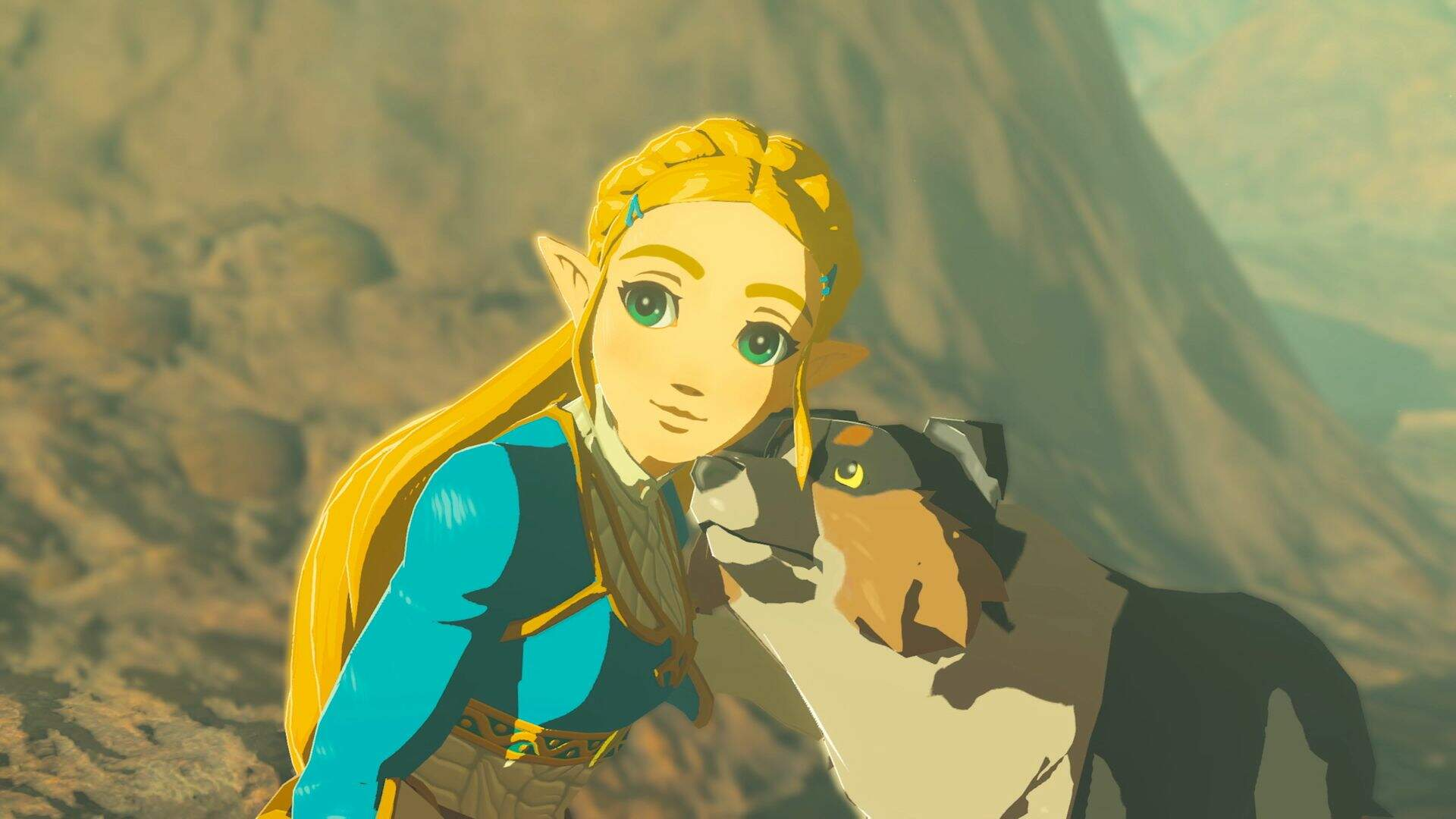 Tired: Speedrunning to Ganon in Breath of the Wild. Wired: Speed-Feeding All of Its Dogs